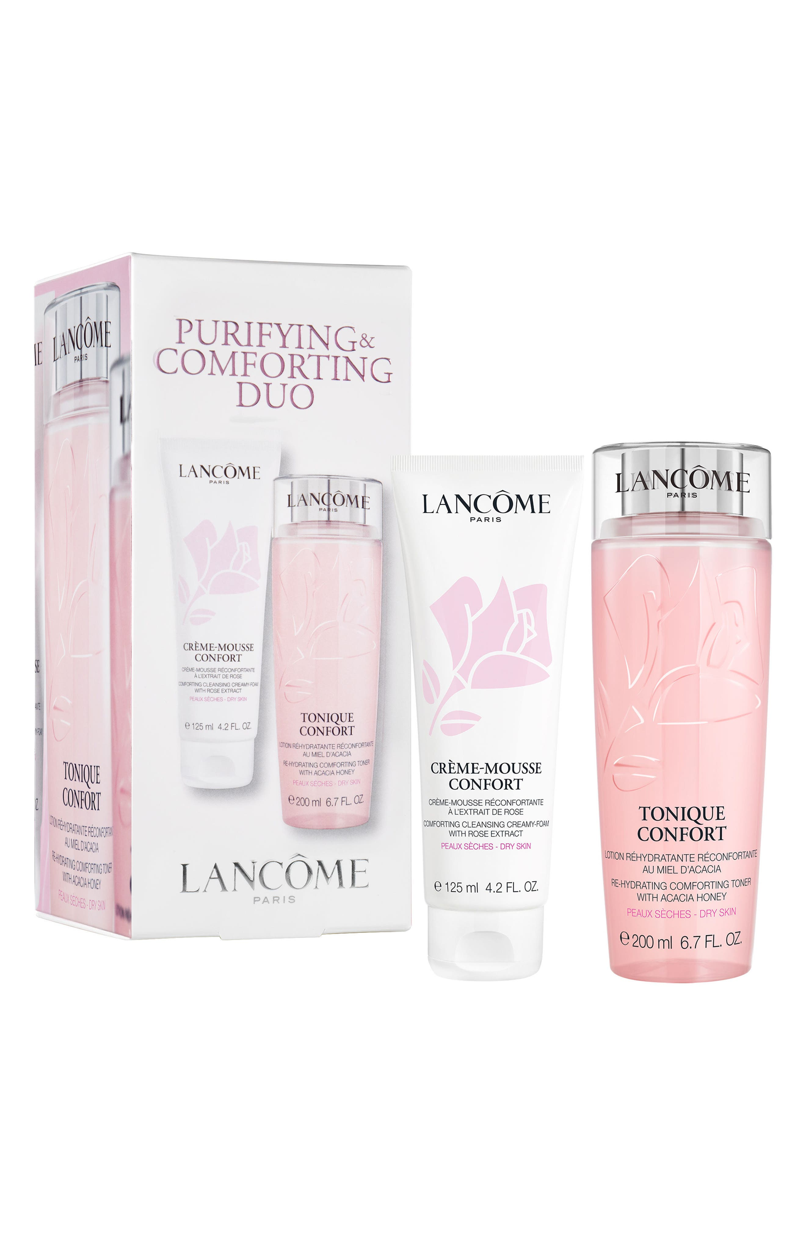 Lancôme Confort Purifying & Comforting Duo ($52 Value)