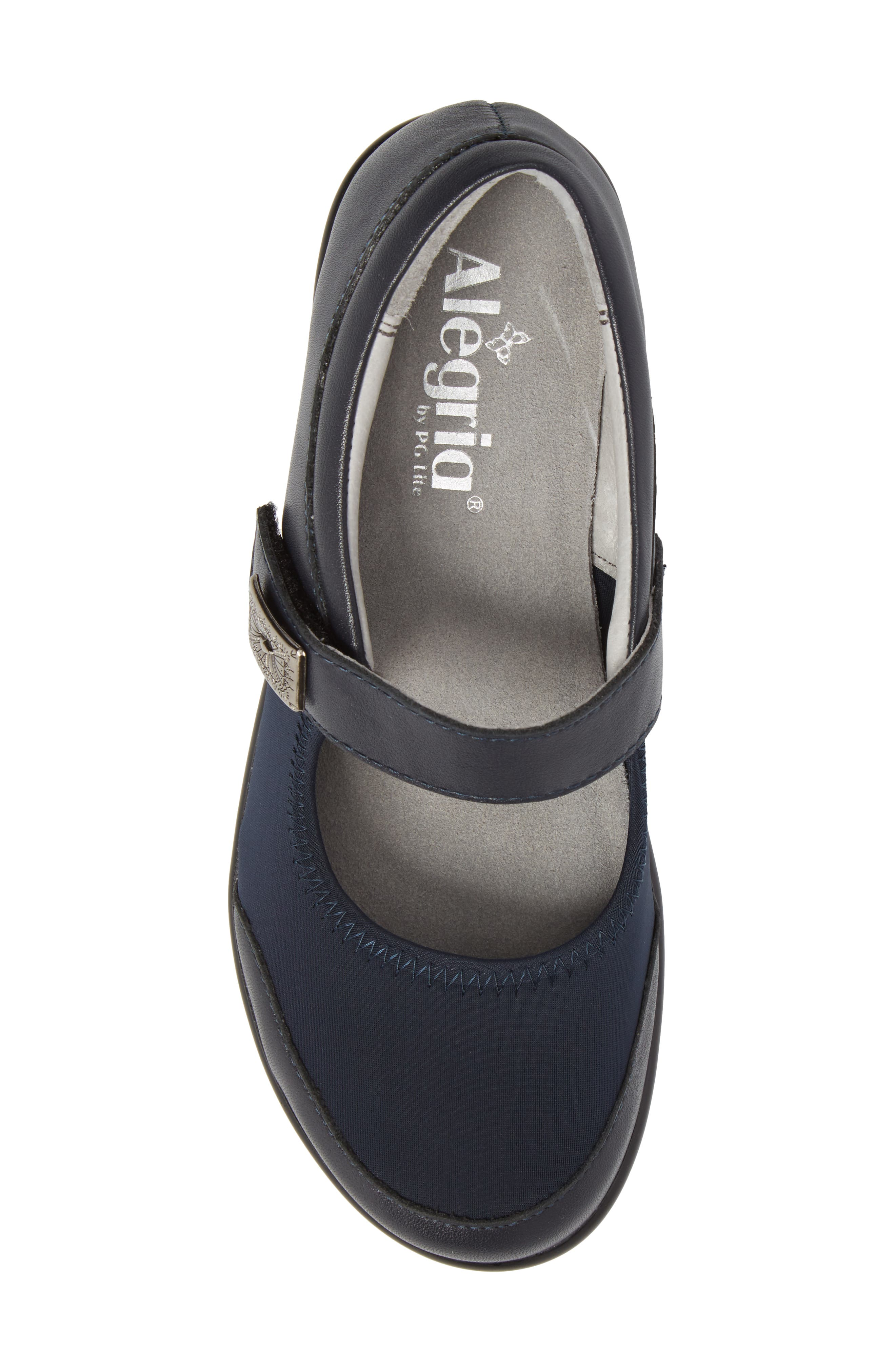 by PG Lite Maya Mary Jane Pump,                             Alternate thumbnail 5, color,                             Slate Leather