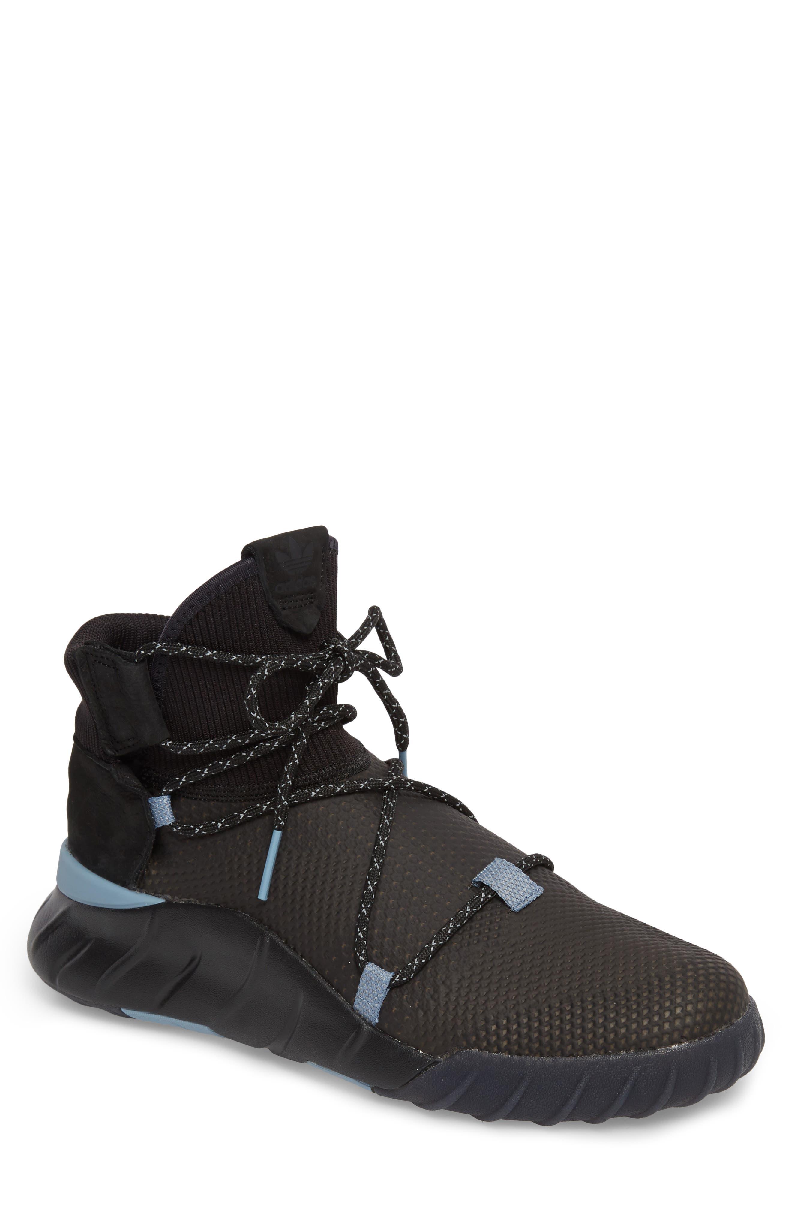 Tubular X 2.0 PK Sneaker,                             Main thumbnail 1, color,                             Core Black