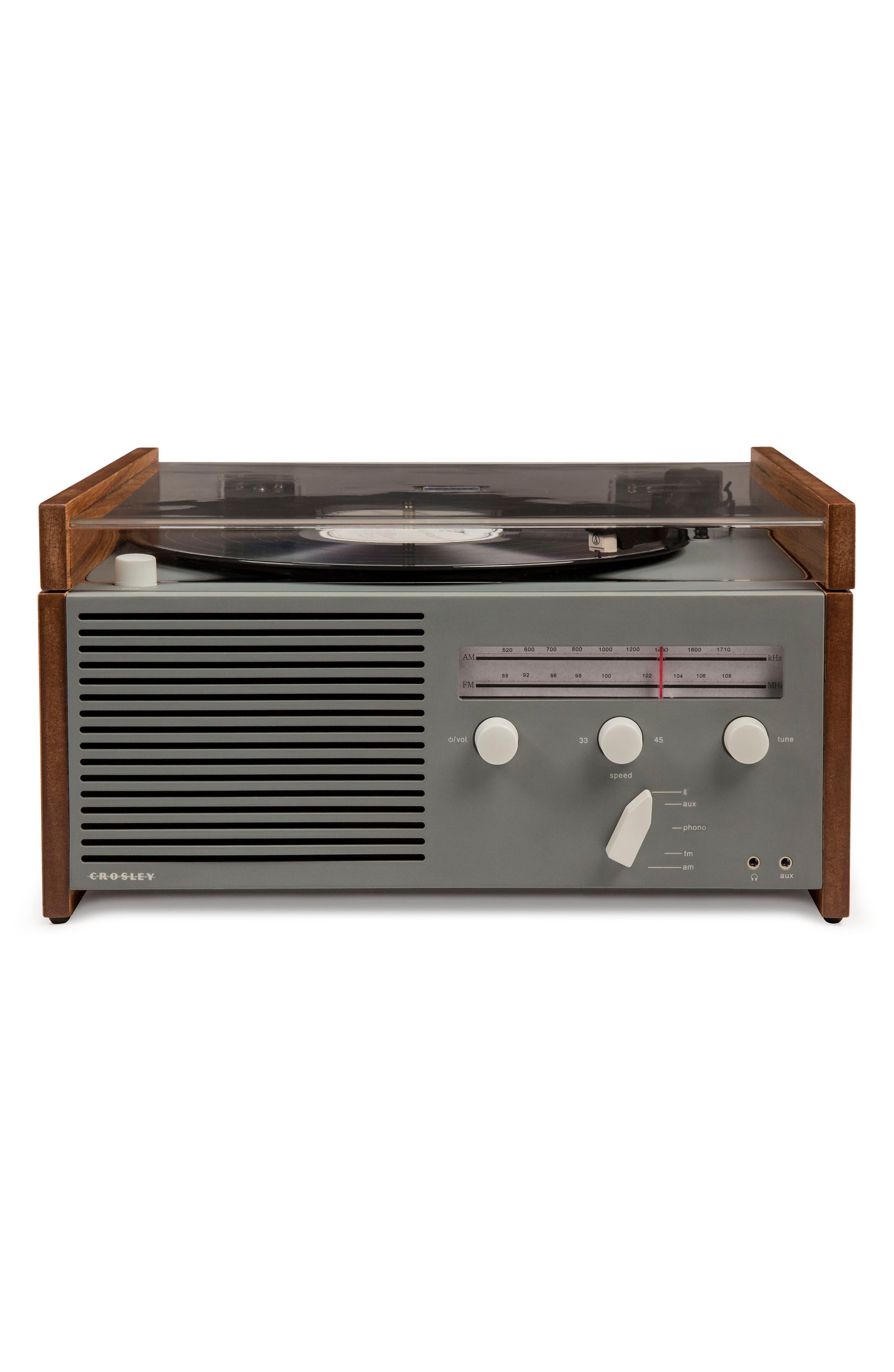 Alternate Image 3  - Crosley Radio Otto 4-in-1 Turntable
