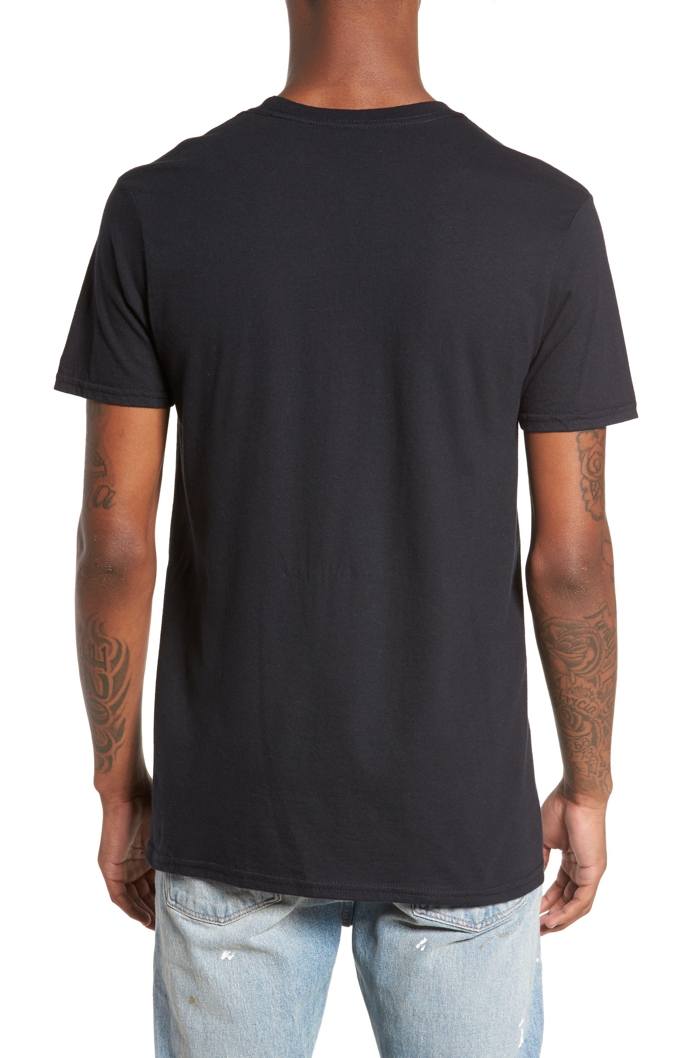 Digital Underground T-Shirt,                             Alternate thumbnail 2, color,                             Black Digital Underground