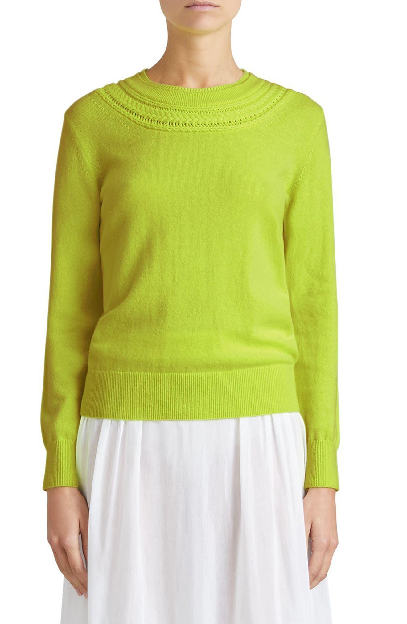 Burberry Guadaira Cashmere Sweater