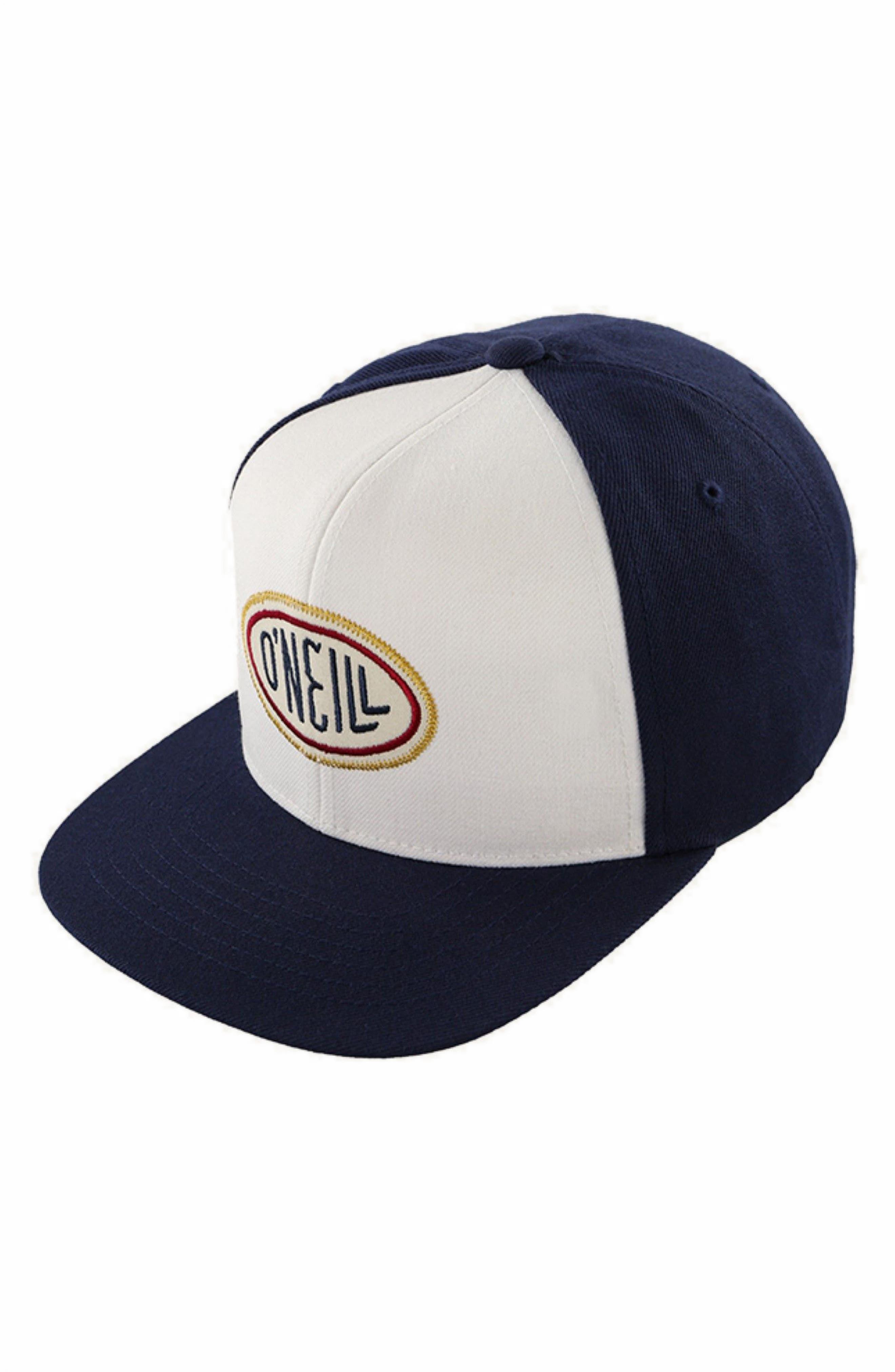 Roadie Logo Cap,                         Main,                         color, Navy