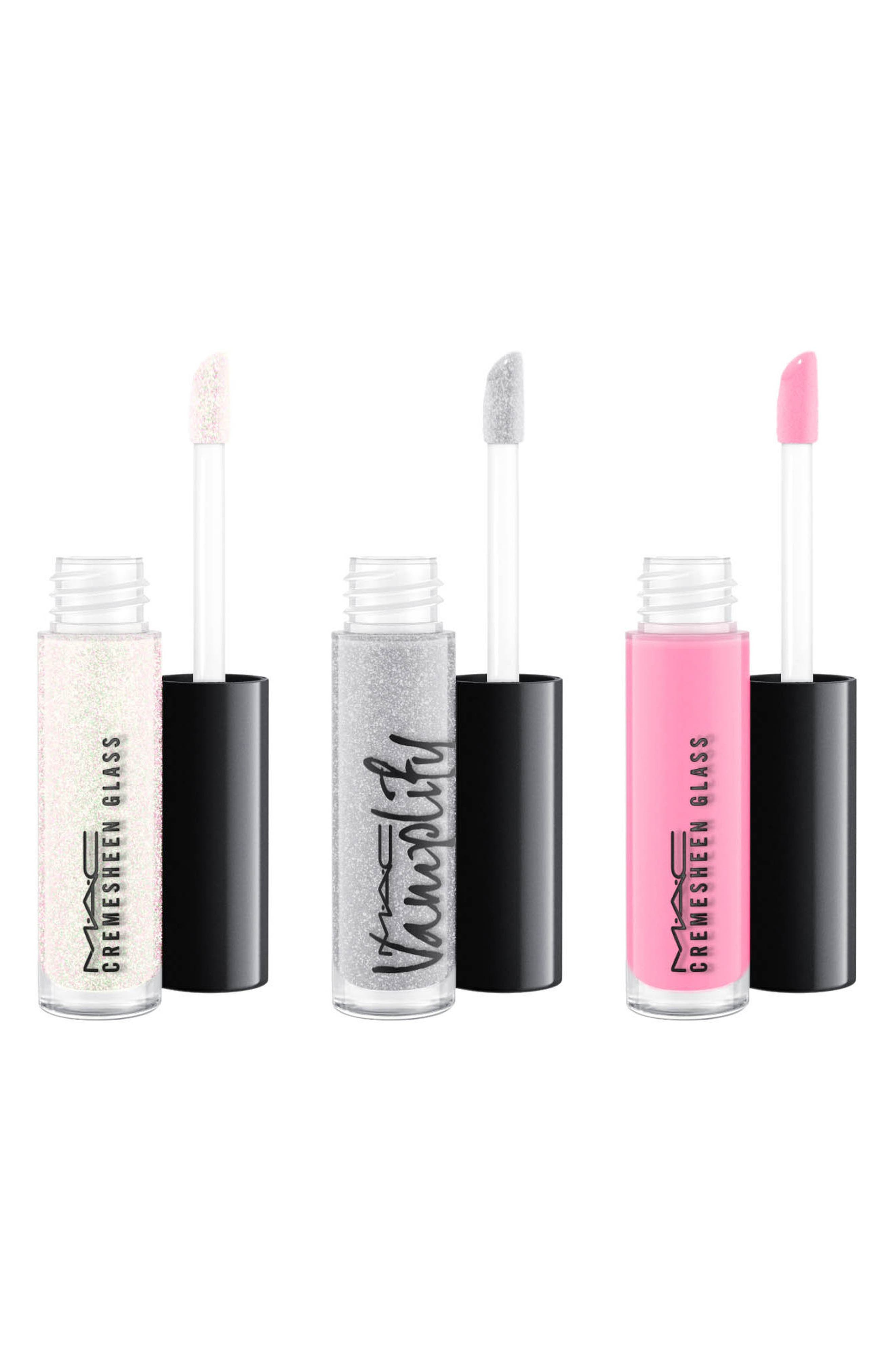 Alternate Image 3  - MAC Snow Ball Pink Mini Lip Gloss Kit ($68 Value)