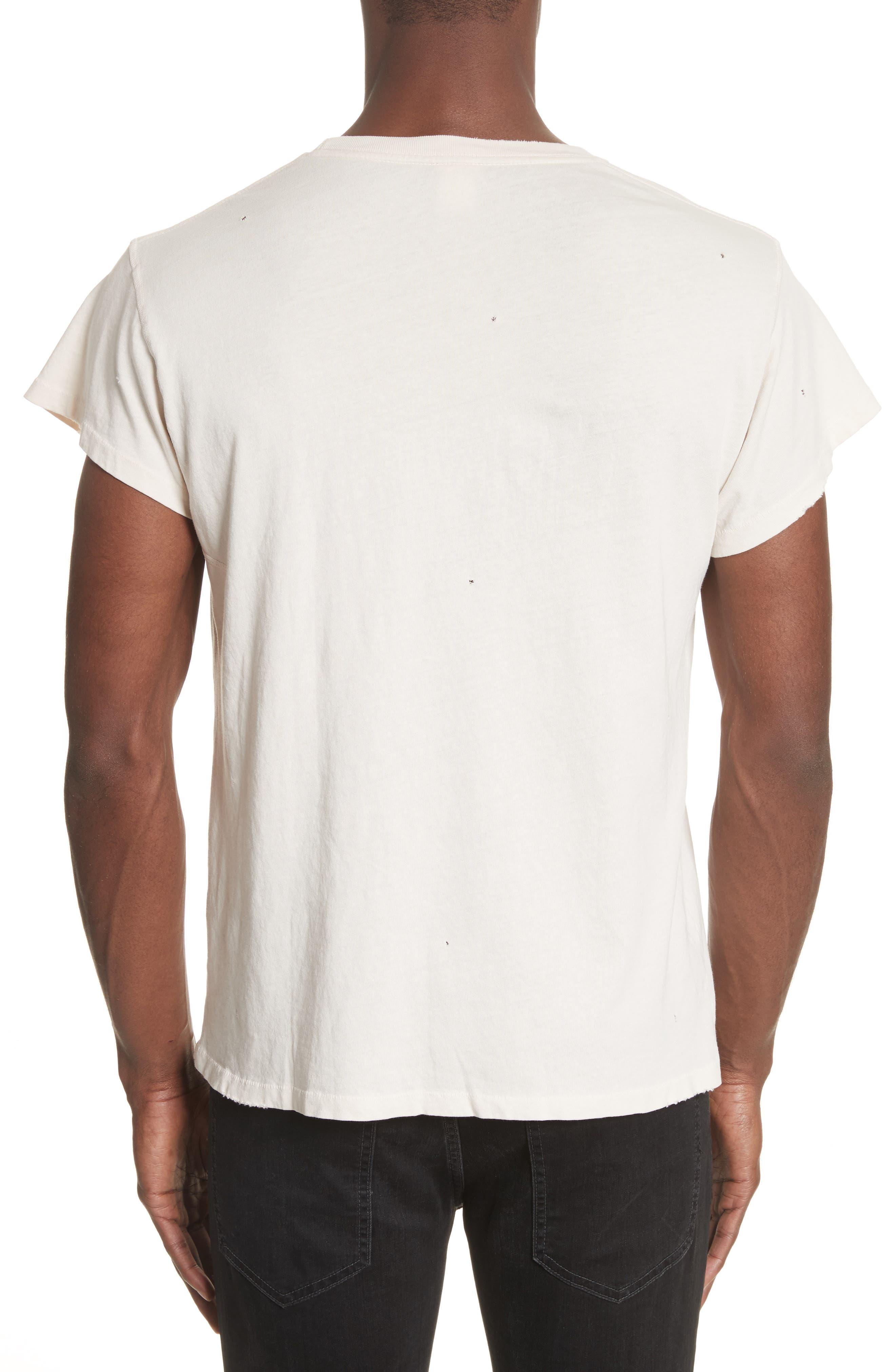 Easy E Graphic T-Shirt,                             Alternate thumbnail 2, color,                             Off White