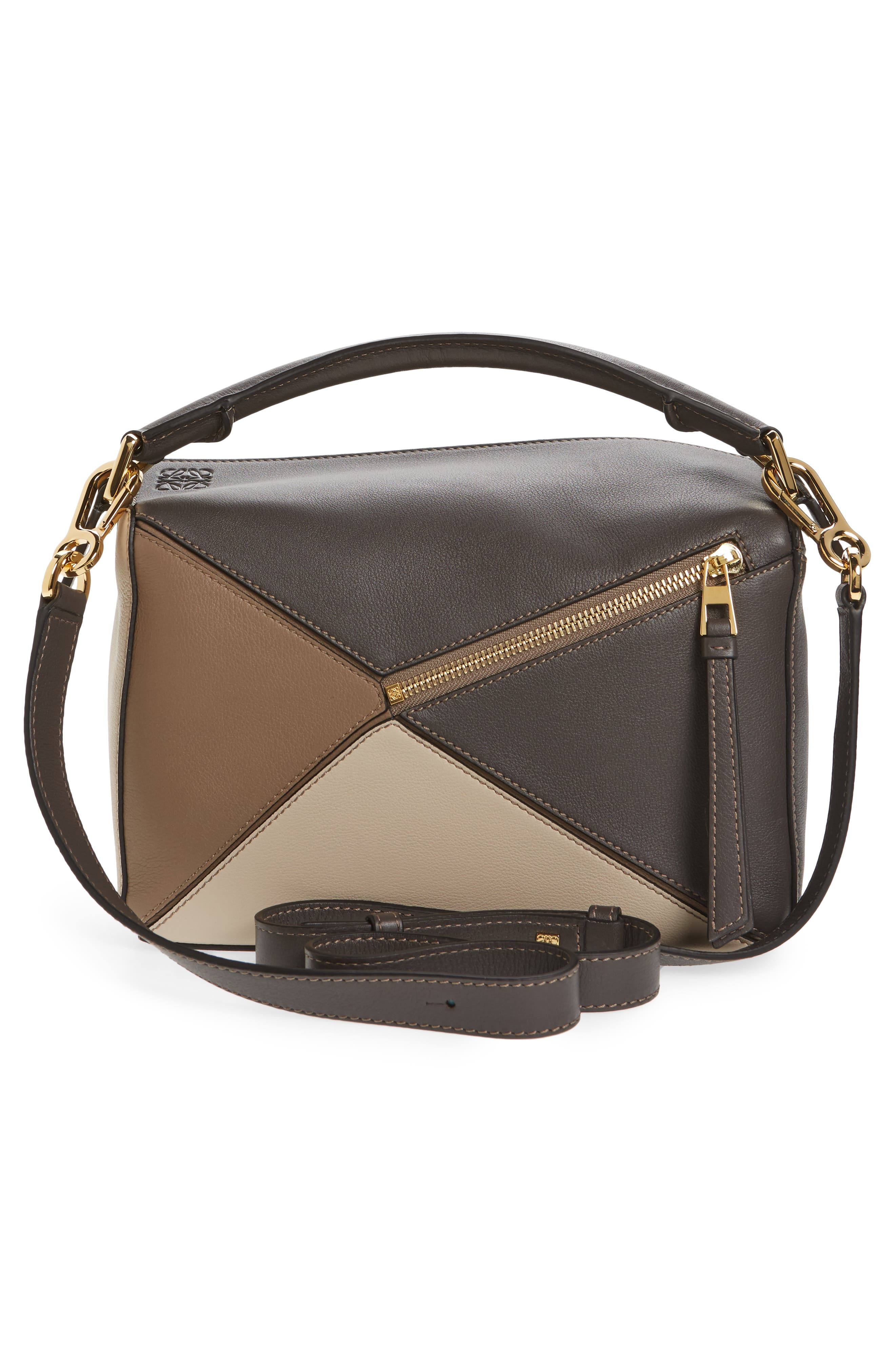 Alternate Image 3  - Loewe Small Puzzle Tricolor Leather Bag