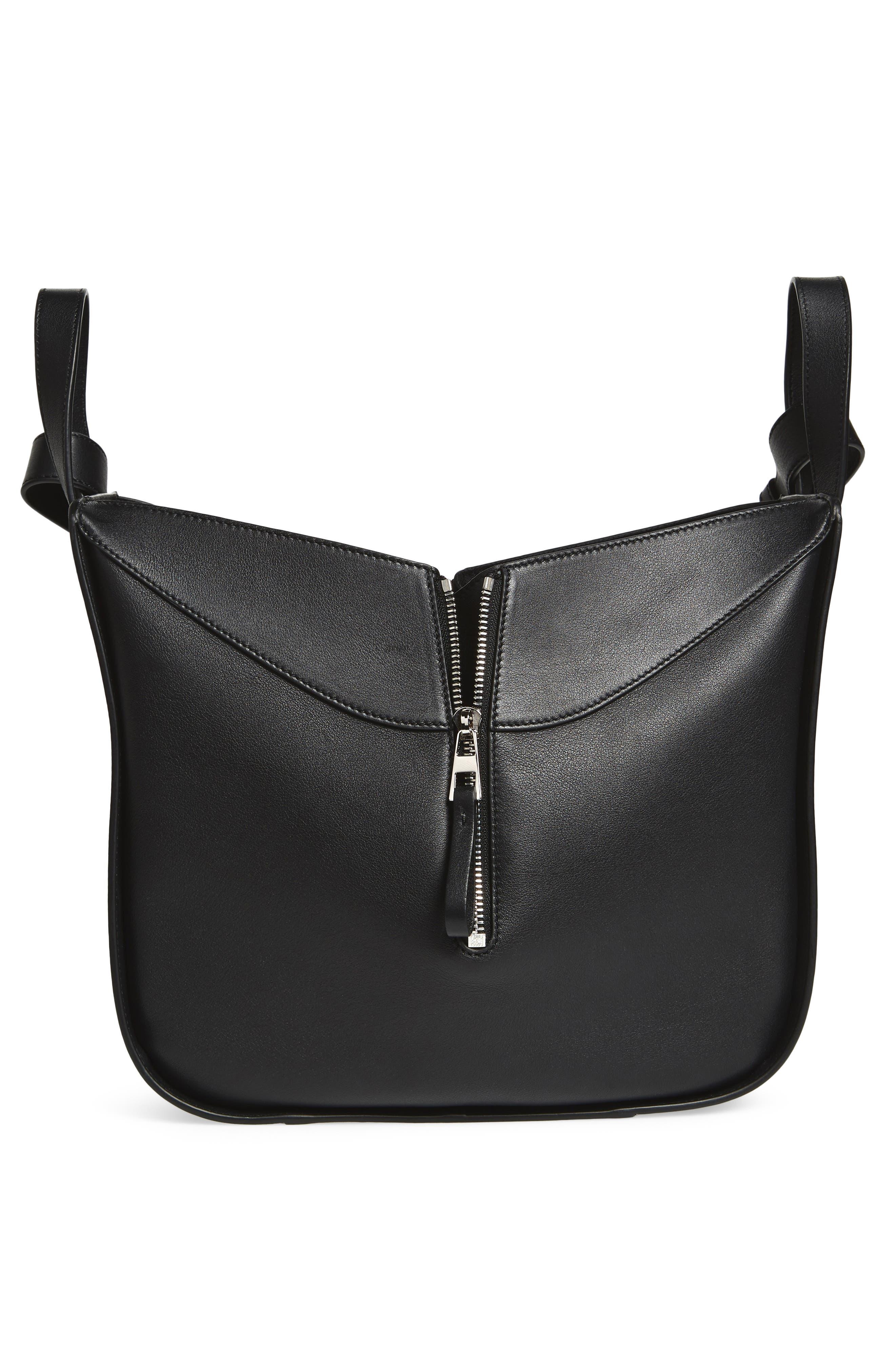 Alternate Image 7  - Loewe Small Hammock Leather Hobo