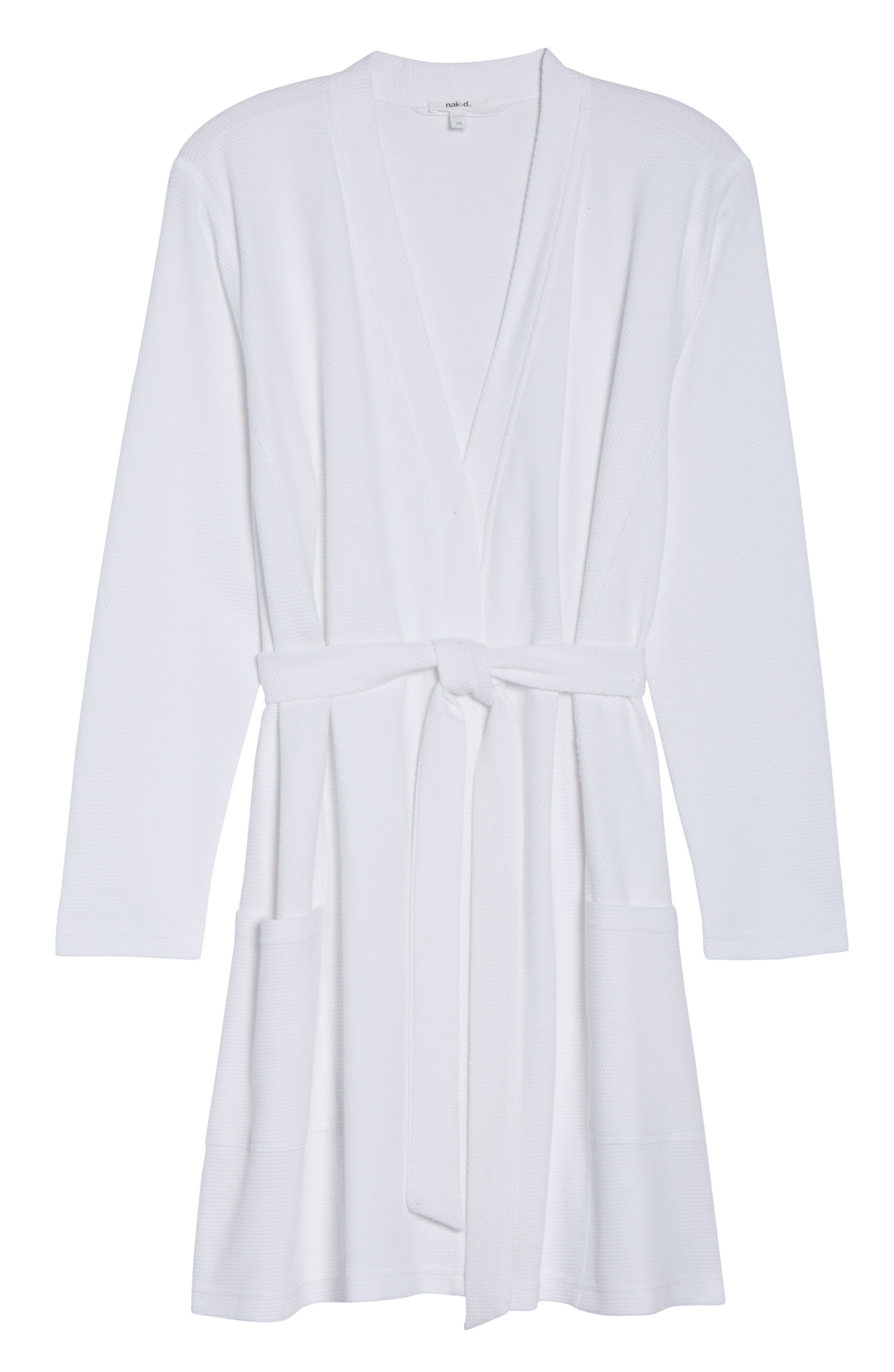 Alternate Image 6  - Naked Short Robe