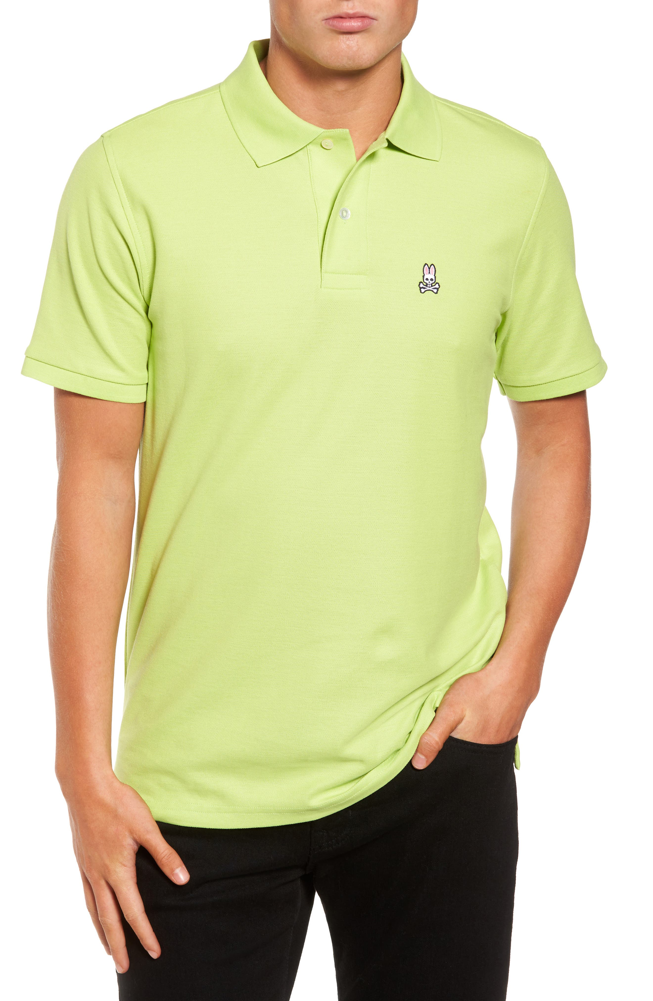 Alternate Image 1 Selected - Psycho Bunny Classic Piqué Polo