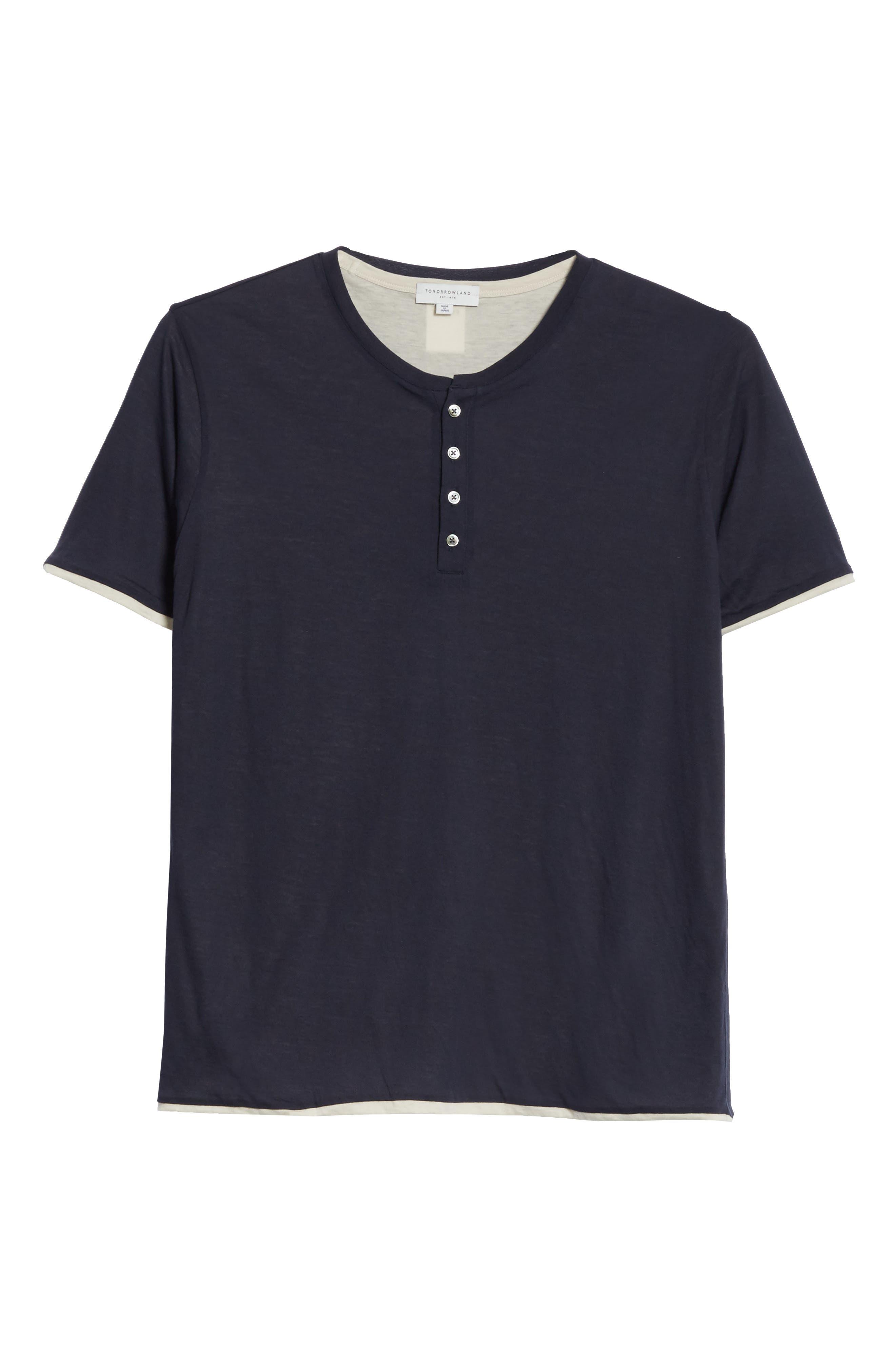Alternate Image 6  - Tomorrowland Henley T-Shirt