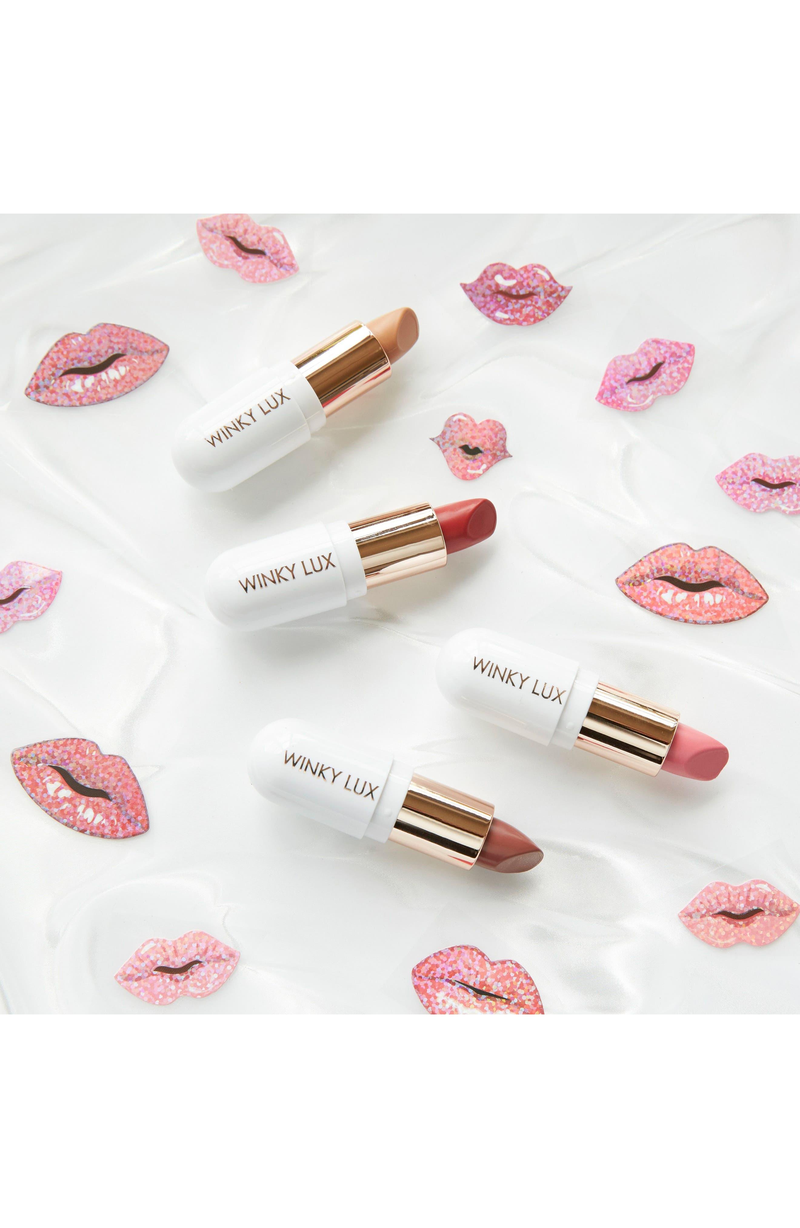 Alternate Image 4  - Winky Lux Creamy Dreamies Lip Color