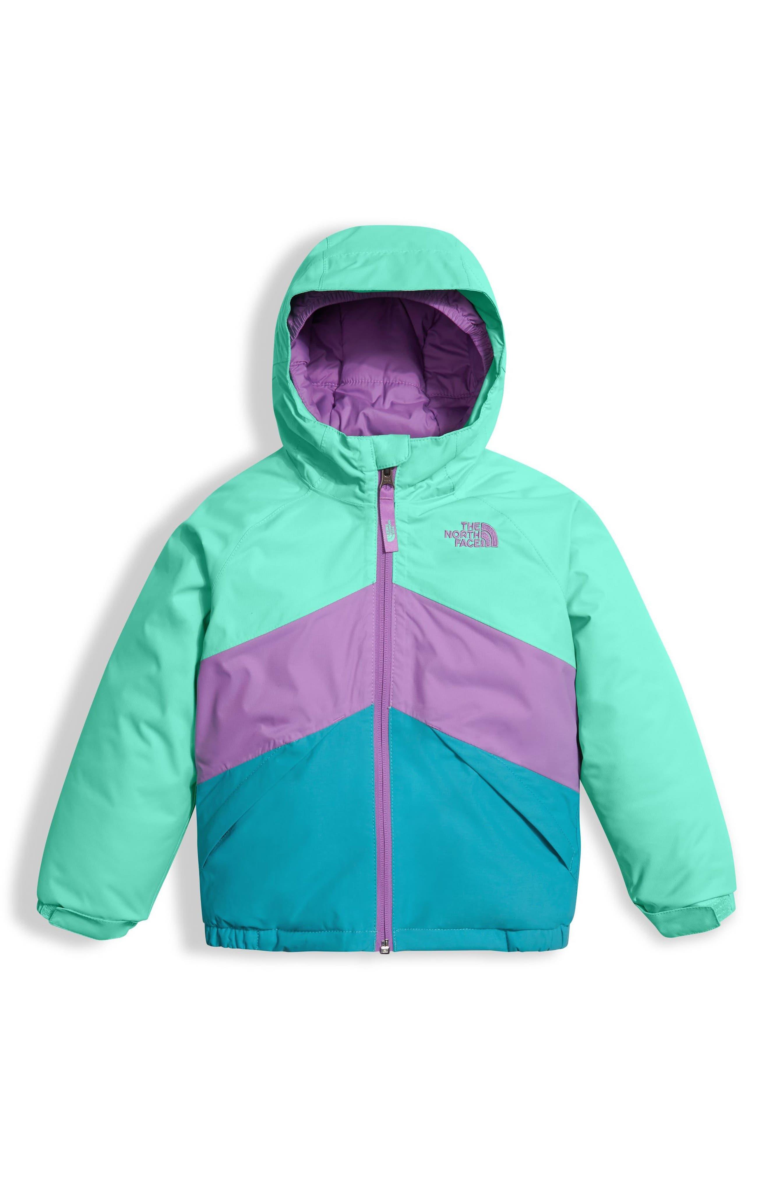 Brianna Heatseeker<sup>™</sup> Insulated Waterproof Jacket,                         Main,                         color, Bermuda Green