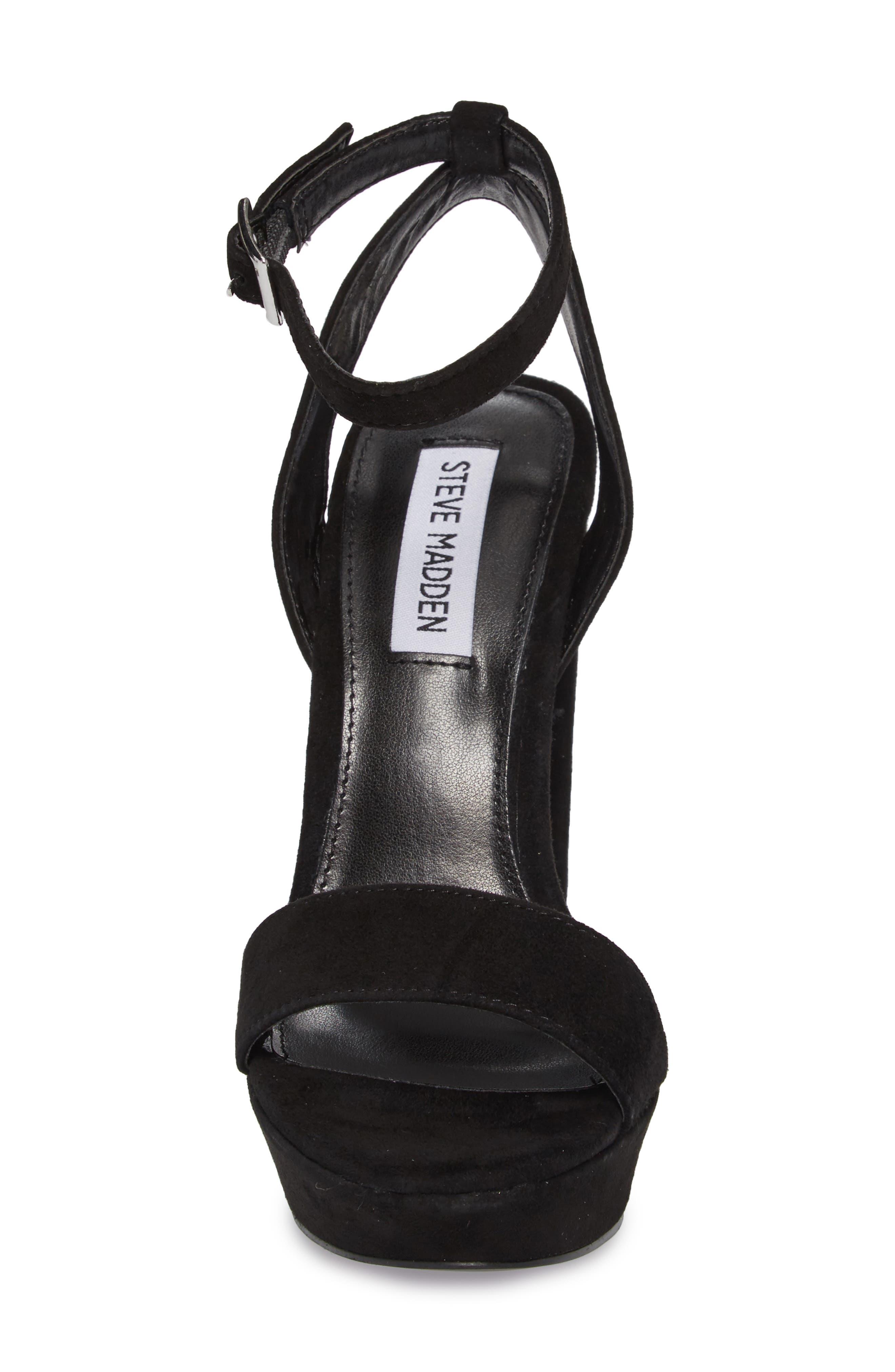 Alternate Image 4  - Steve Madden Insomnia Platform Ankle Strap Sandal (Women)