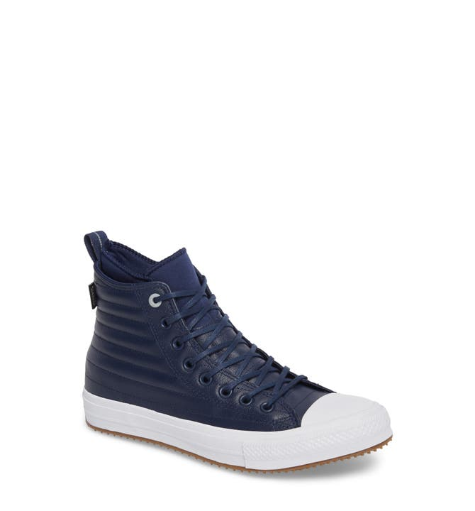 Converse Chuck Taylor® All Star® Waterproof Quilted Sneaker (Men ... : quilted converse - Adamdwight.com