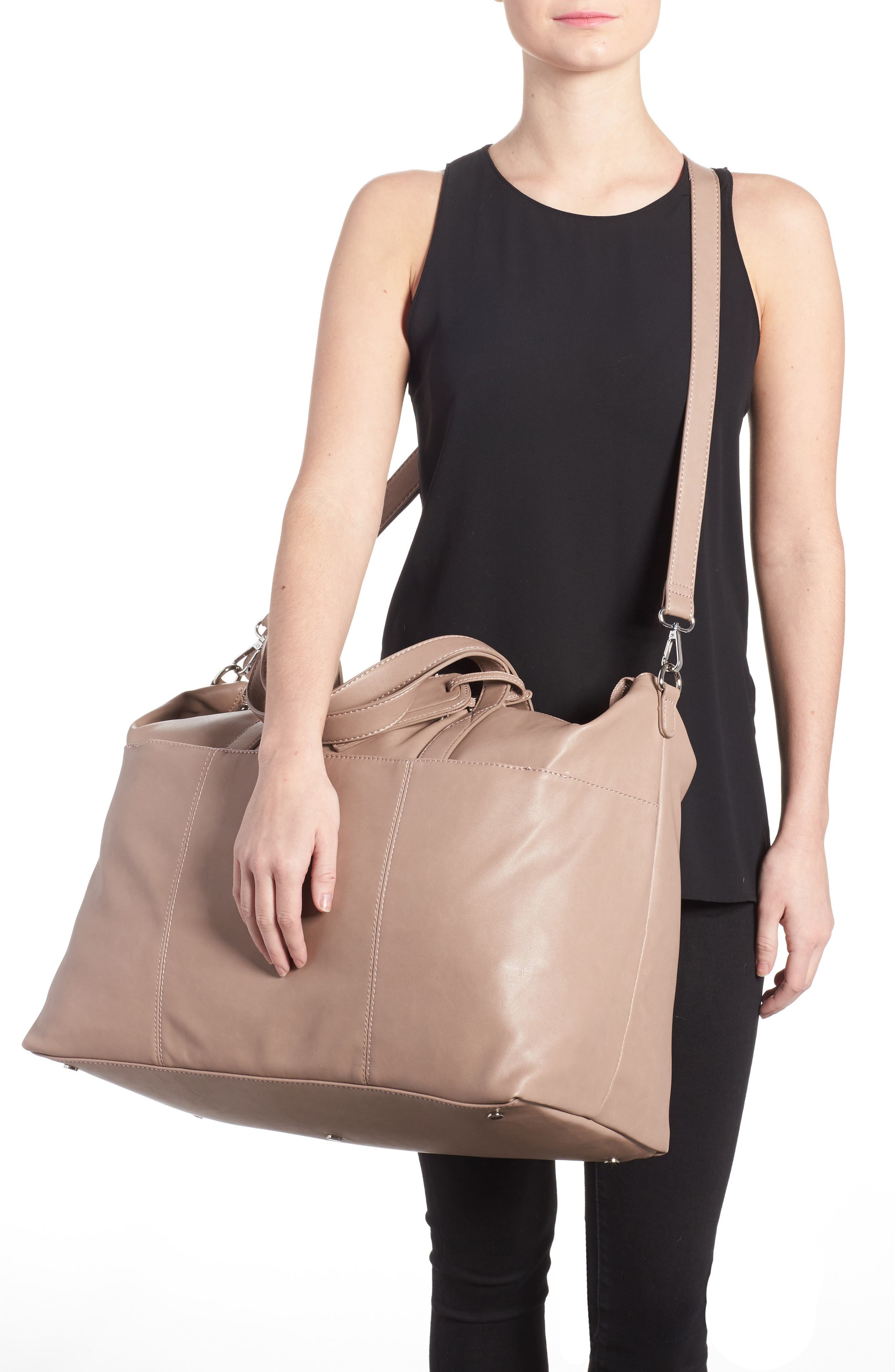 Alternate Image 2  - Sole Society Kelis Duffel Bag
