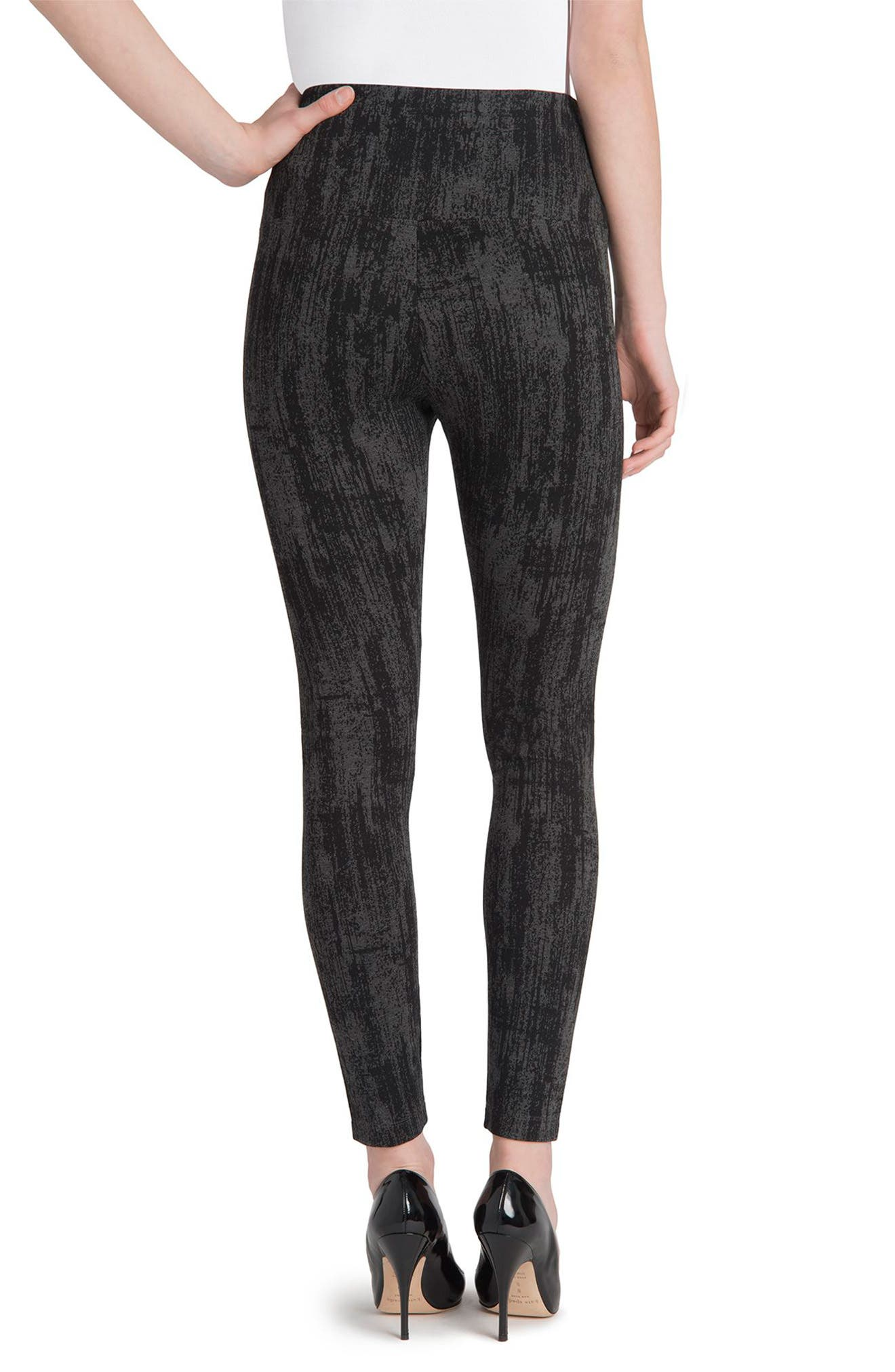 Alternate Image 2  - Lyssé Center Seam Ponte Leggings