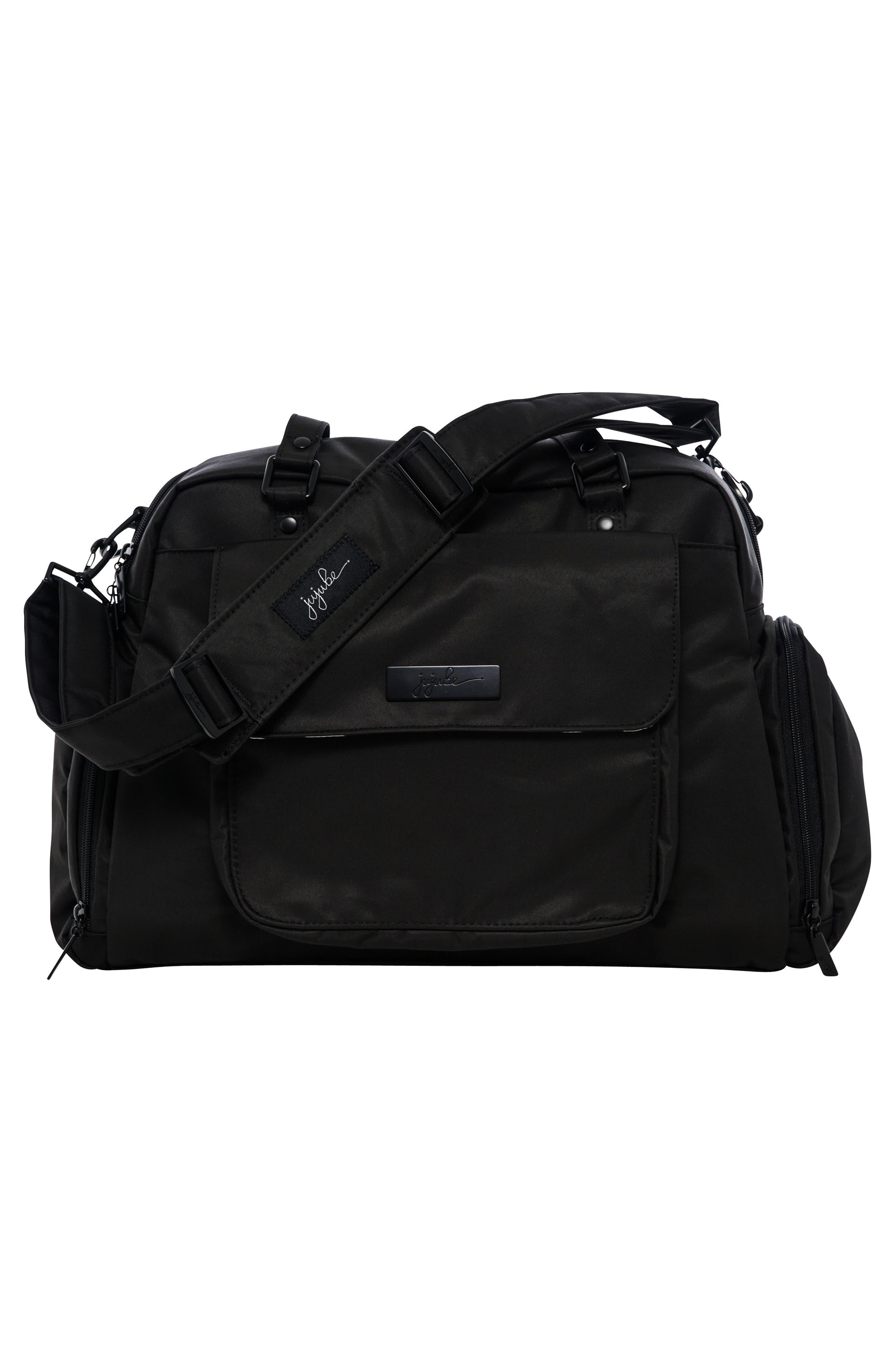 Onyx Be Pumped Bag,                             Alternate thumbnail 5, color,                             Black Out