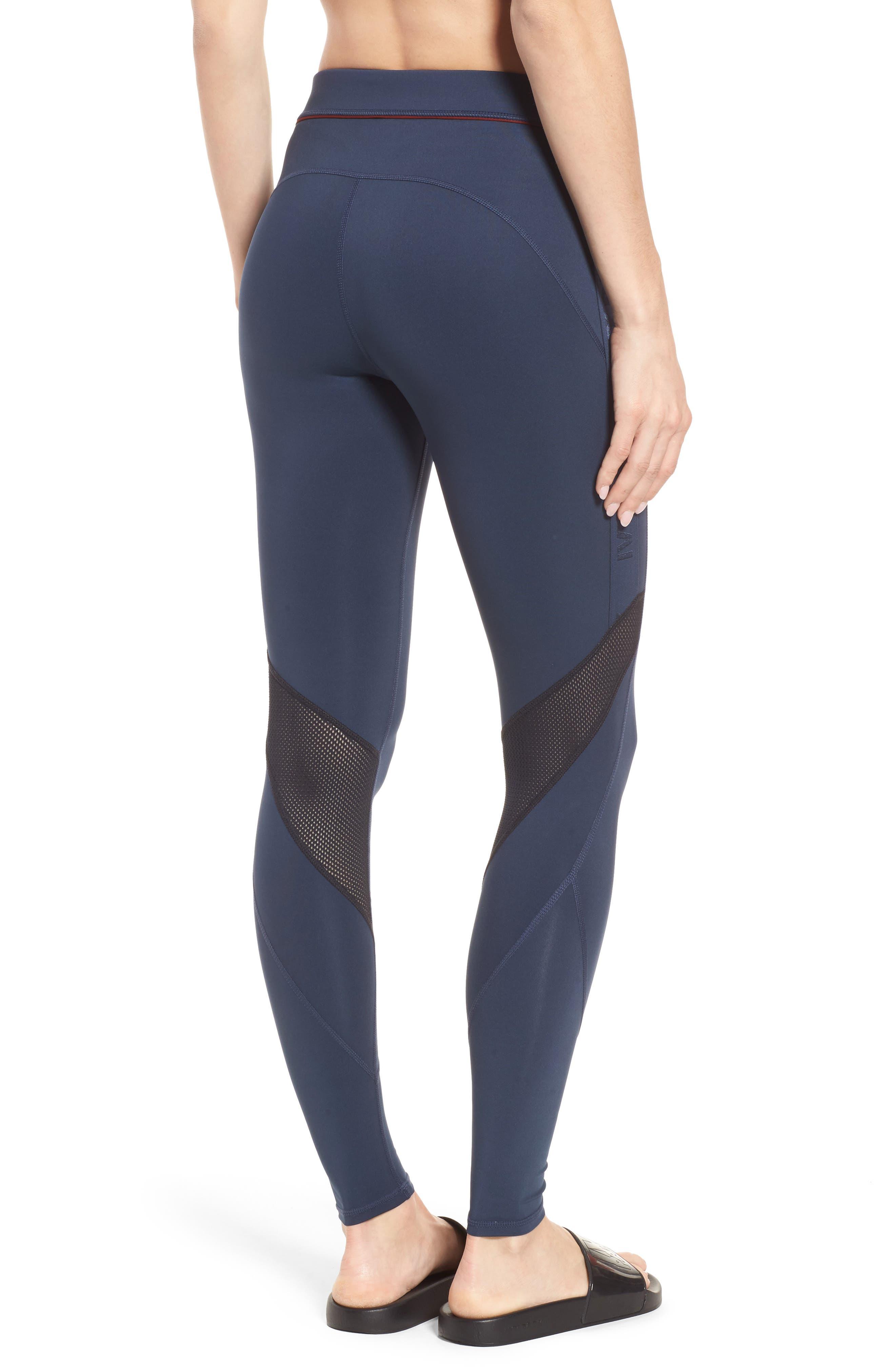 Alternate Image 2  - IVY PARK® Logo Elastic Leggings