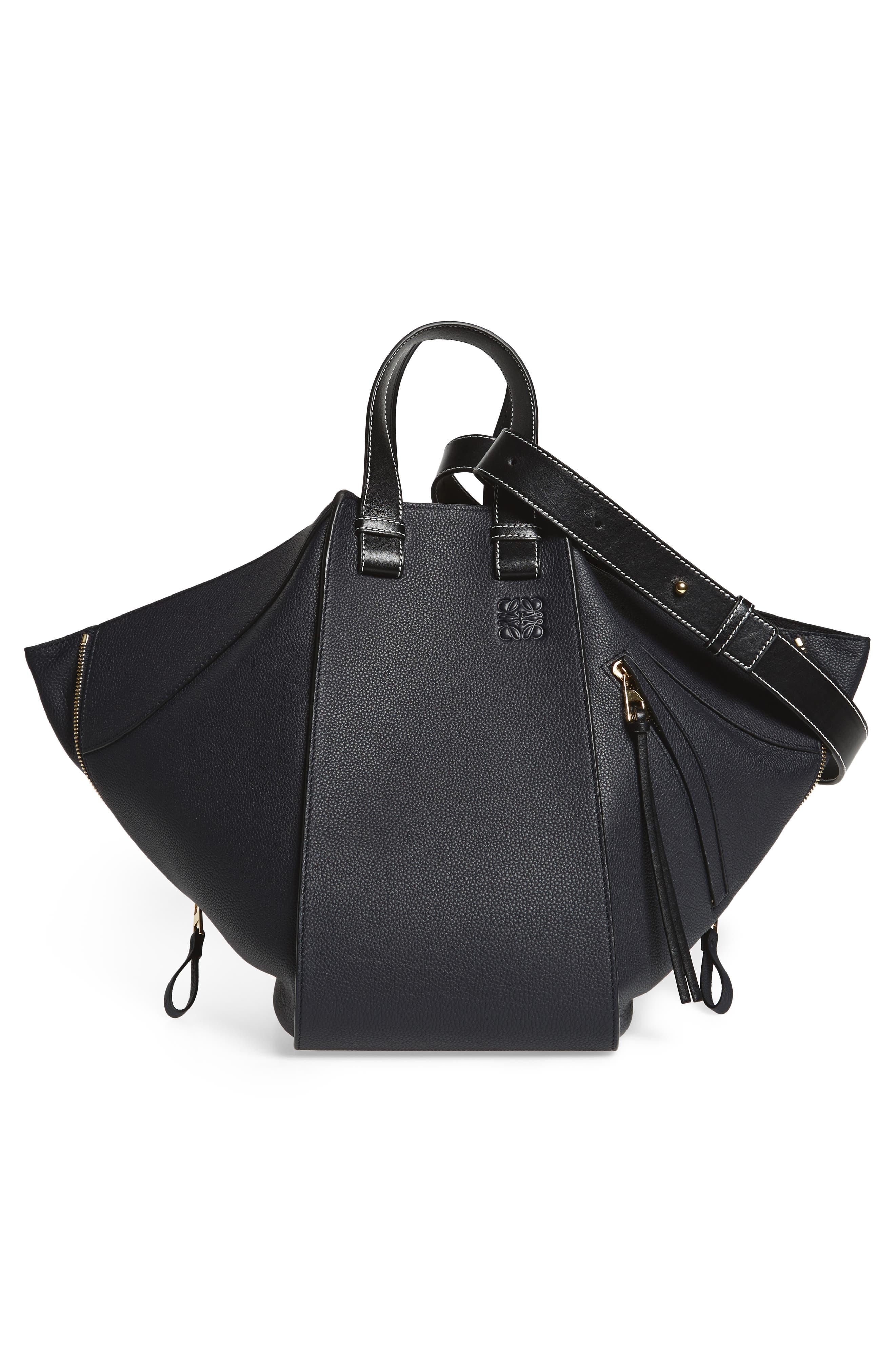 Alternate Image 7  - Loewe Medium Hammock Calfskin Leather Shoulder Bag