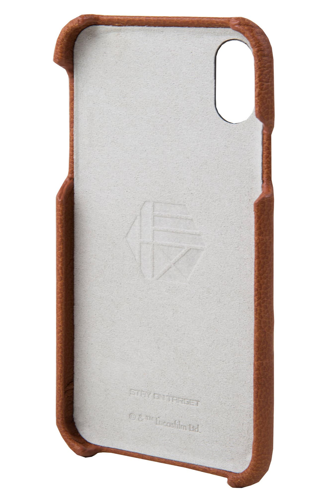 Alternate Image 2  - HEX X-Wing iPhone X Case