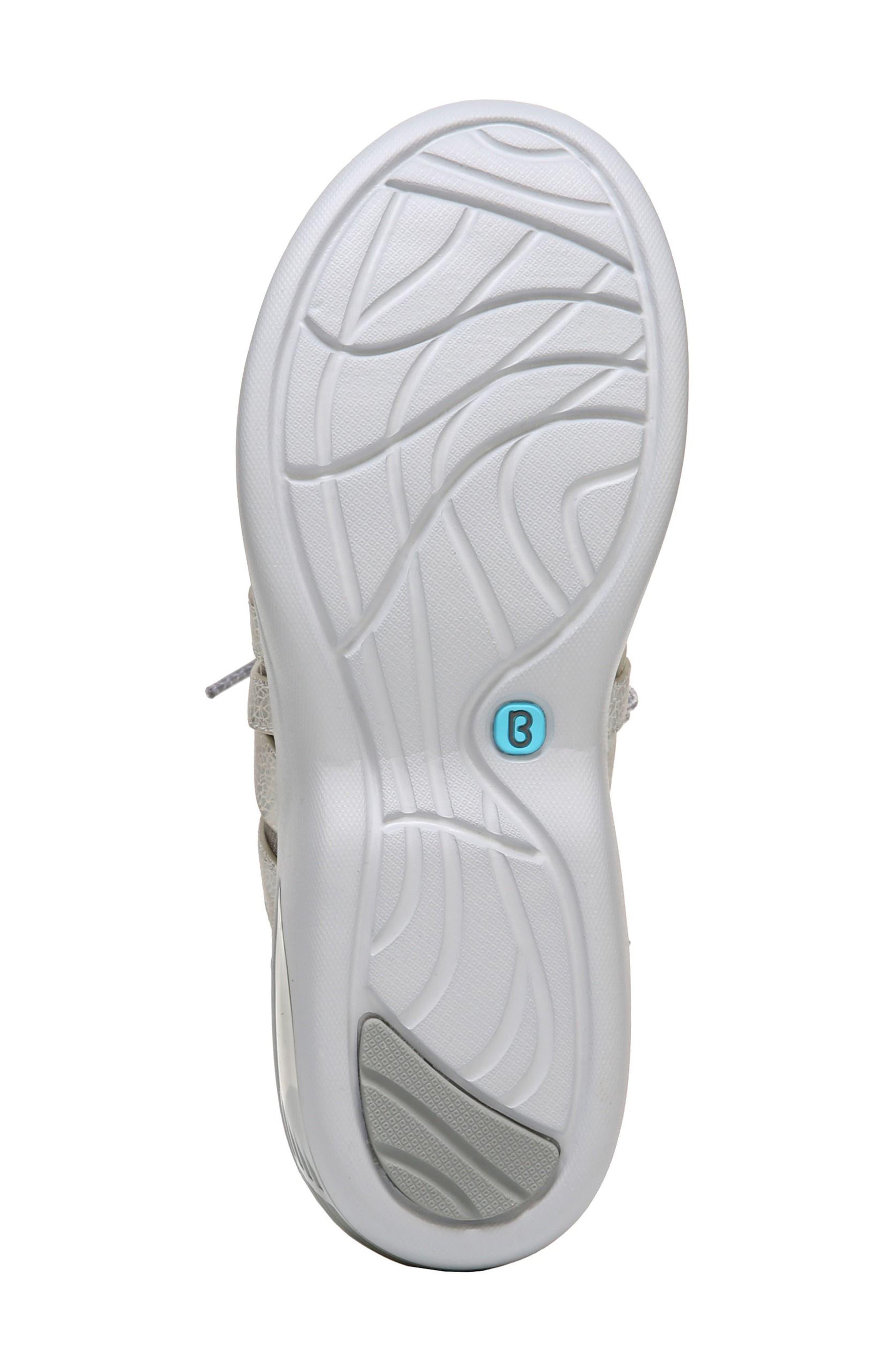 Flicker Sneaker,                             Alternate thumbnail 8, color,                             Grey Fabric