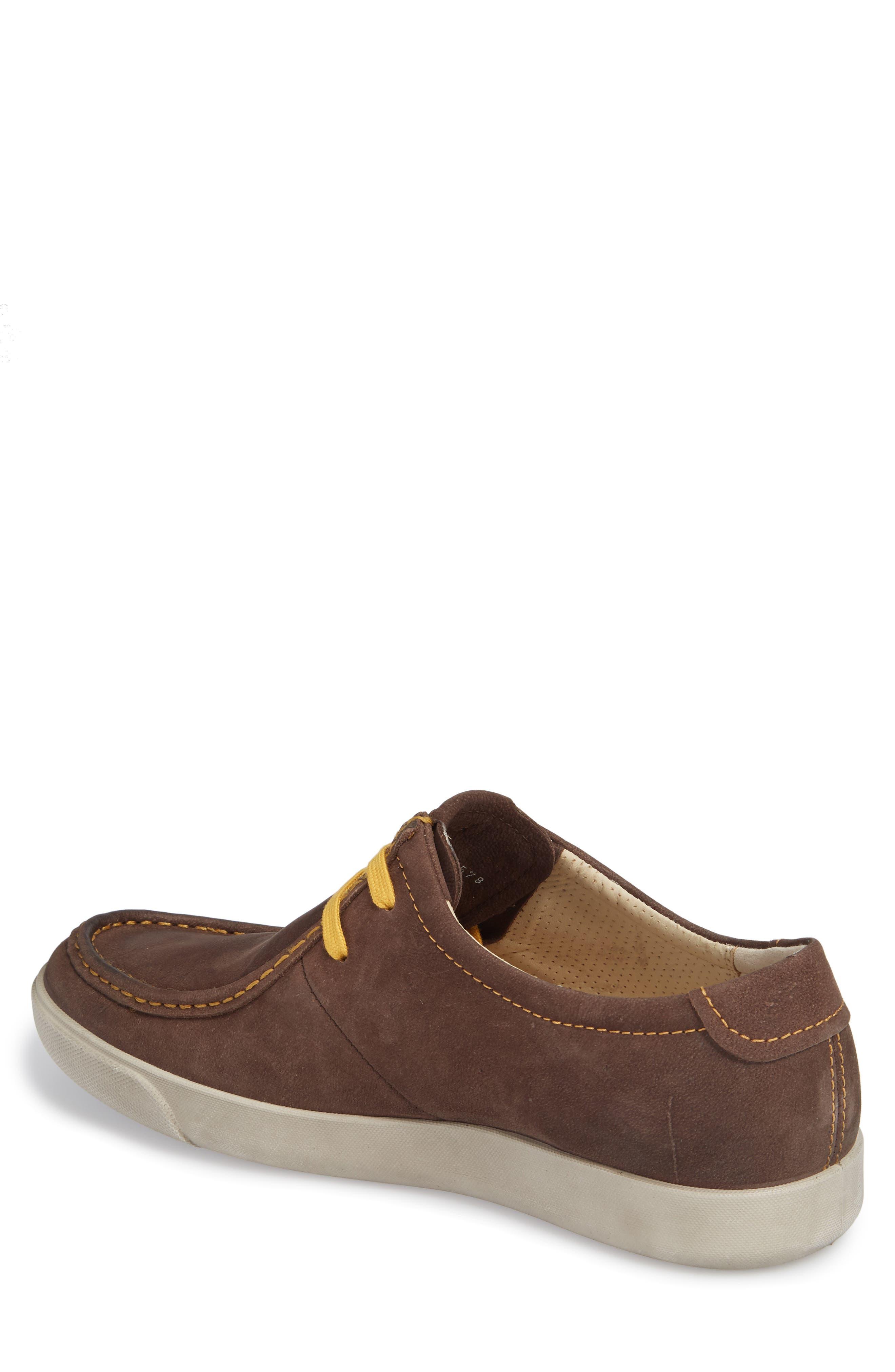 Gary Sneaker,                             Alternate thumbnail 2, color,                             Mocha Leather