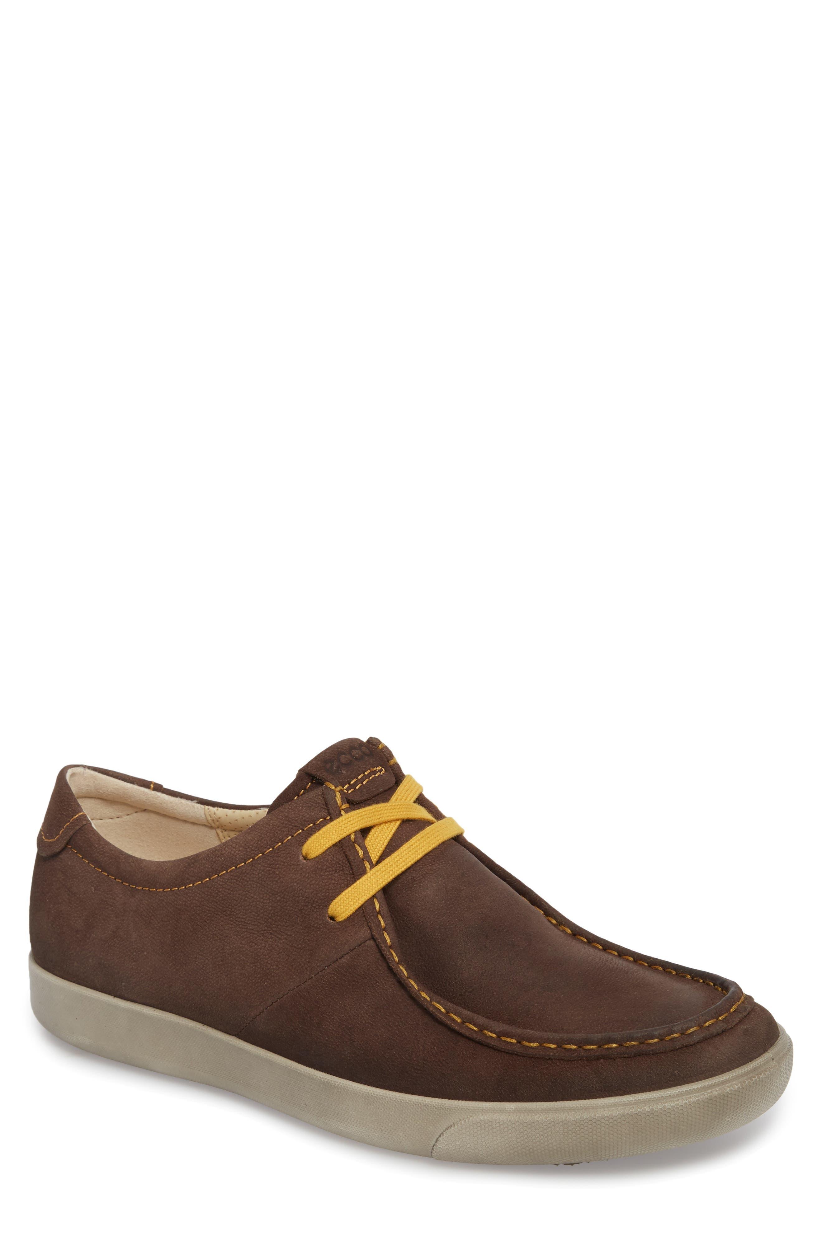 Gary Sneaker,                             Main thumbnail 1, color,                             Mocha Leather