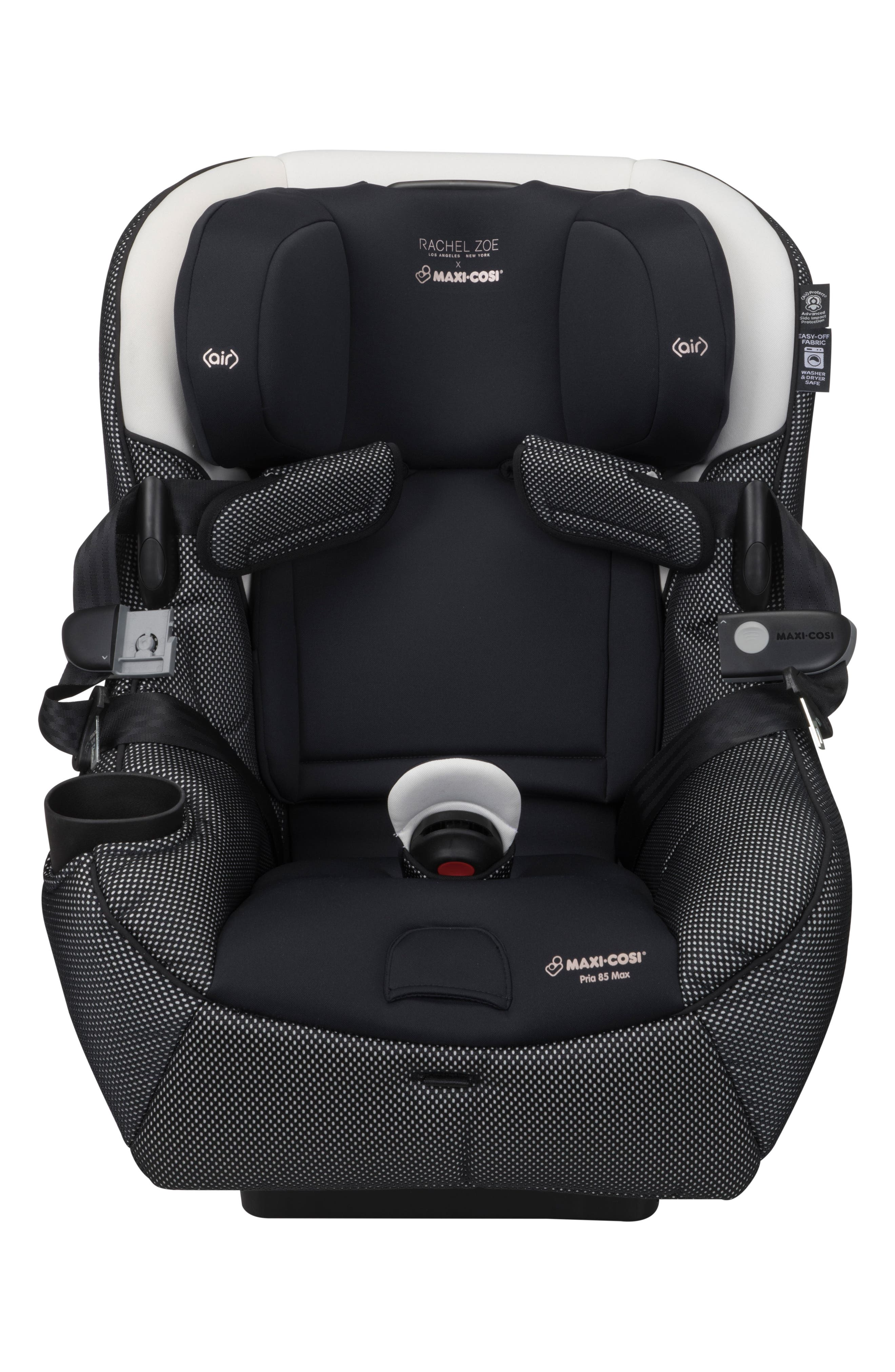 x Rachel Zoe Pria<sup>™</sup> 85 Luxe Sport Max Convertible Car Seat,                             Alternate thumbnail 3, color,                             Rz Luxe Sport