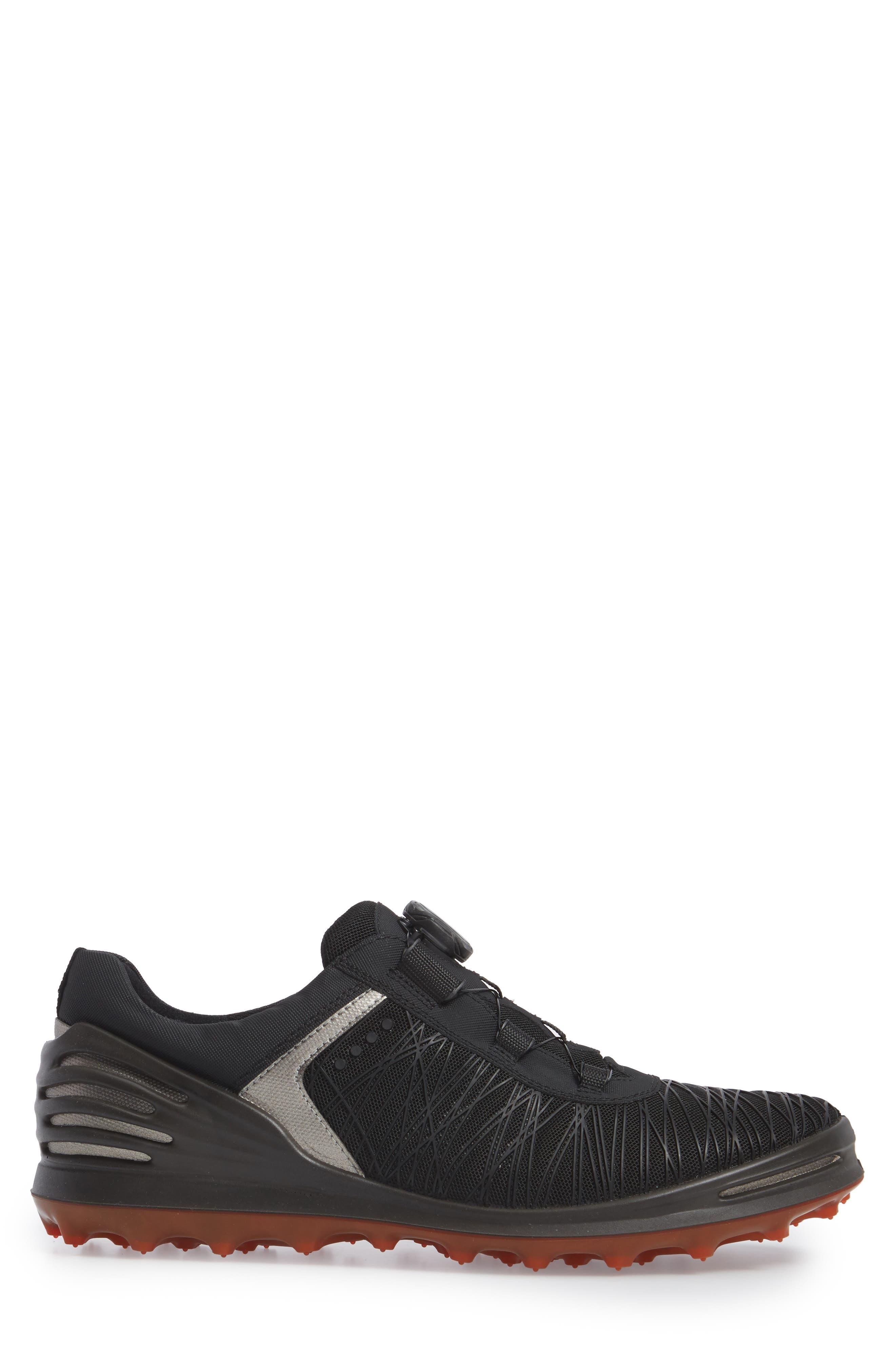 Alternate Image 3  - ECCO Cage Pro BOA Golf Shoe (Men)