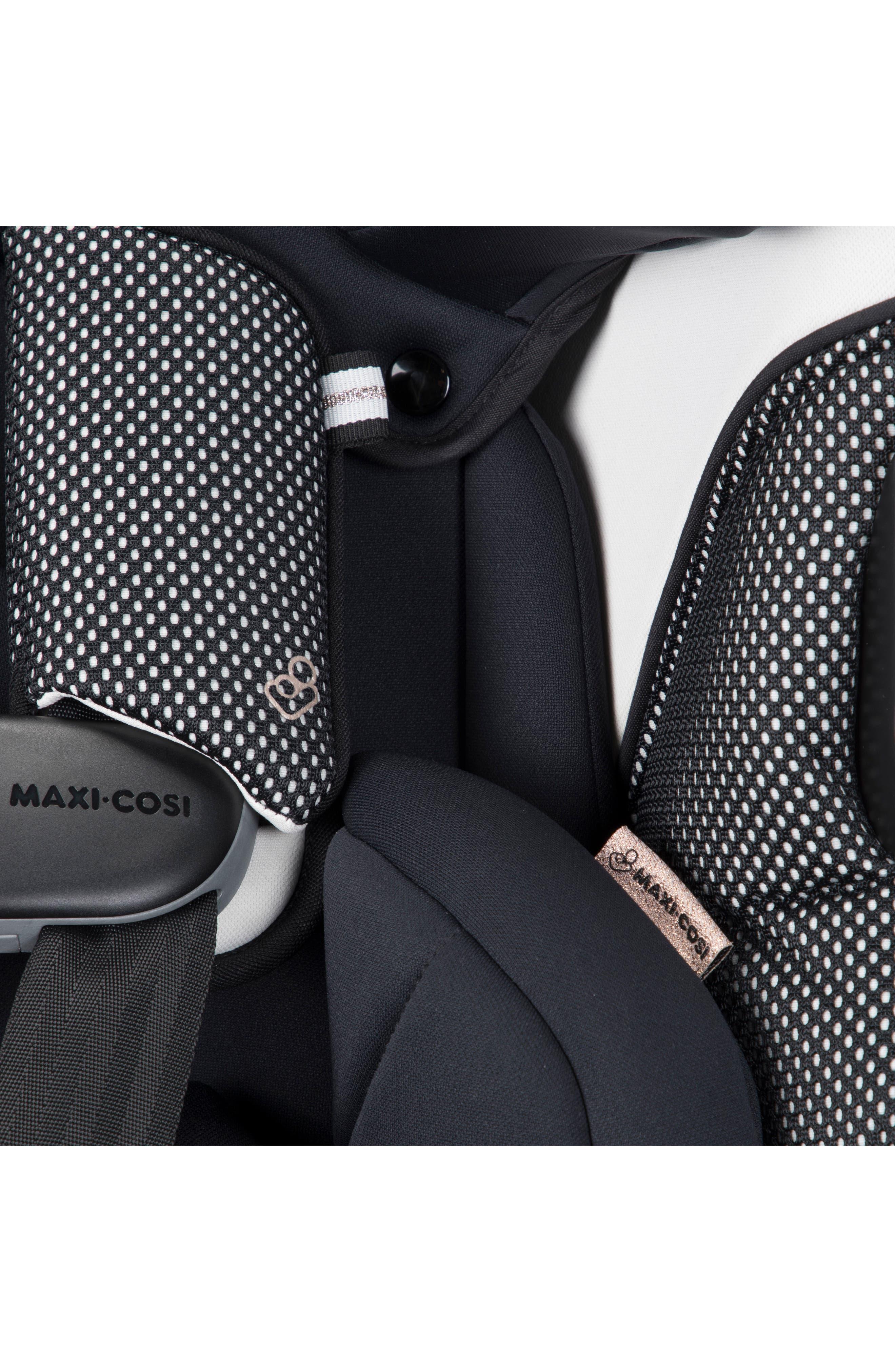 x Rachel Zoe Pria<sup>™</sup> 85 Luxe Sport Max Convertible Car Seat,                             Alternate thumbnail 9, color,                             Rz Luxe Sport