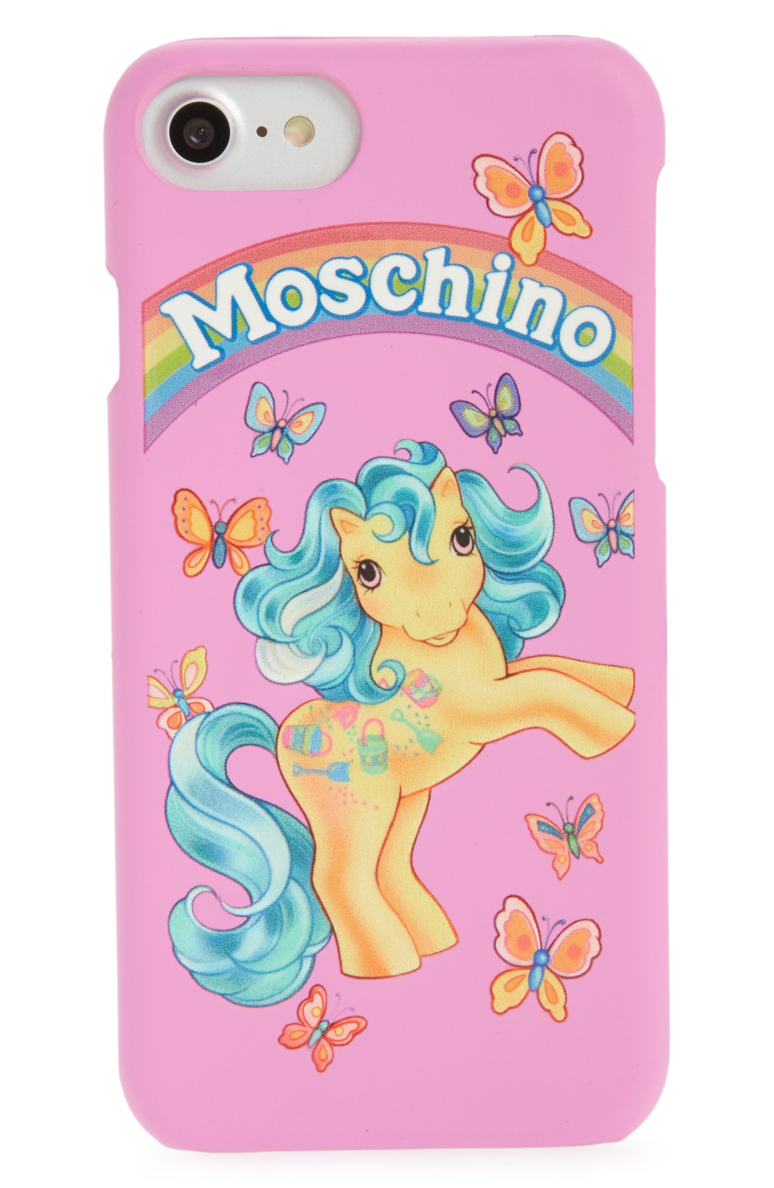 Moschino x My Little Pony iPhone 6/6s & 7 Case