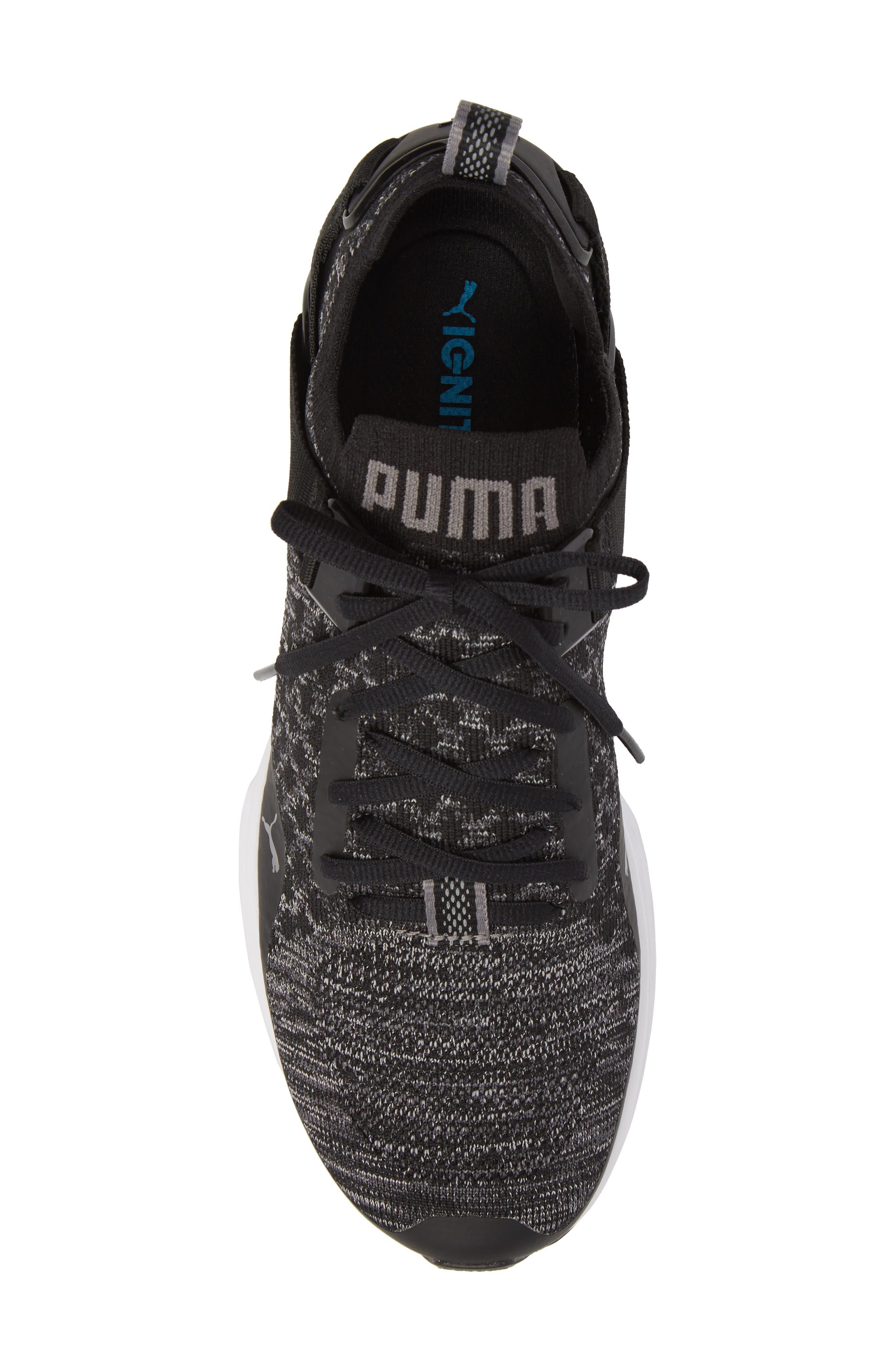 Alternate Image 5  - PUMA IGNITE evoKNIT Lo Training Shoe (Men)