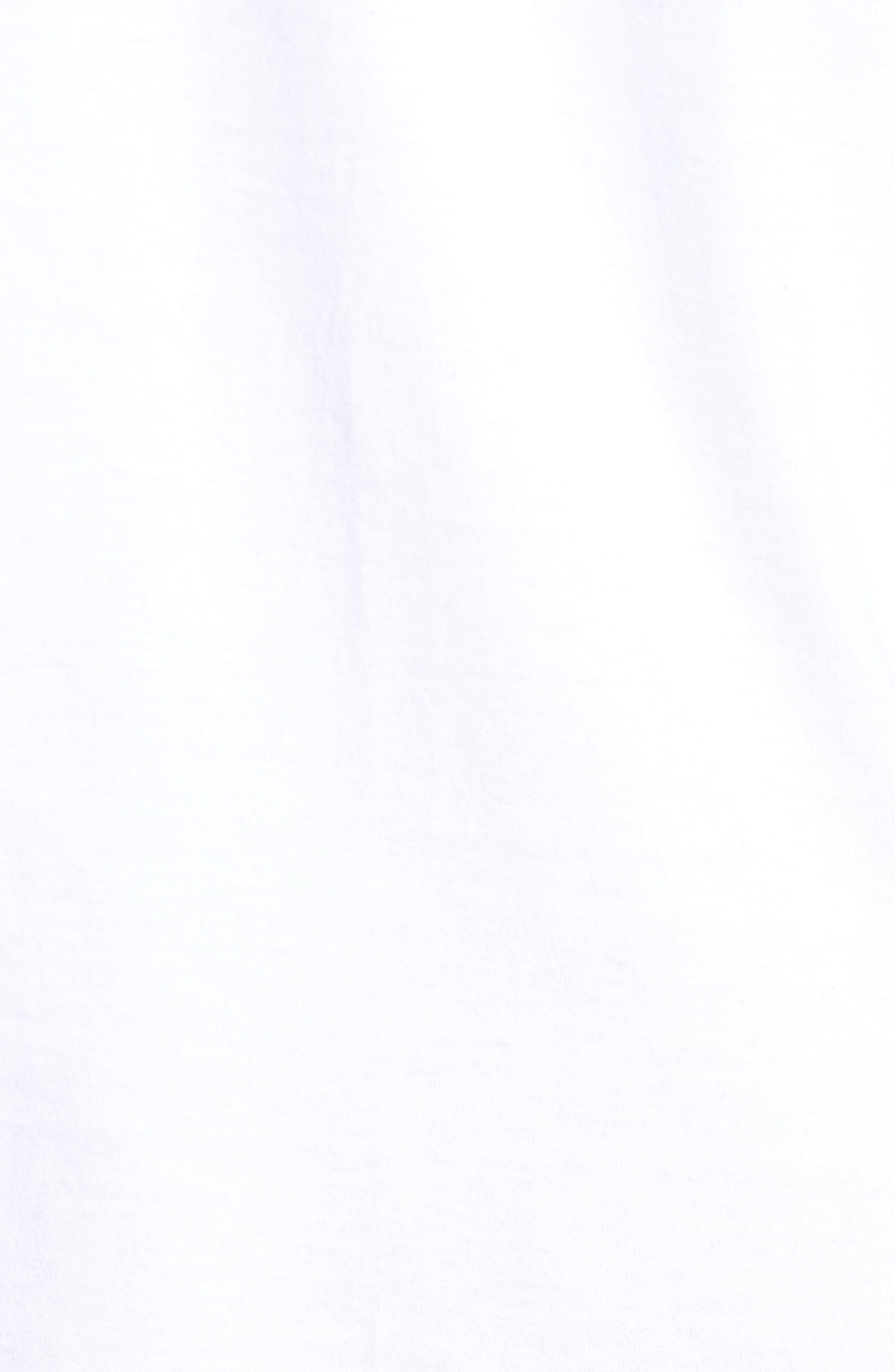 Alternate Image 5  - FILA Stacked Logo T-Shirt