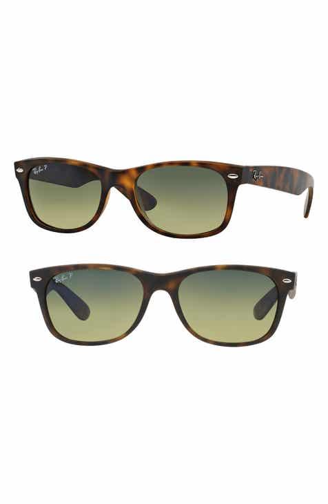 610ed0d311e6 Ray-Ban Standard New Wayfarer 55mm Polarized Sunglasses