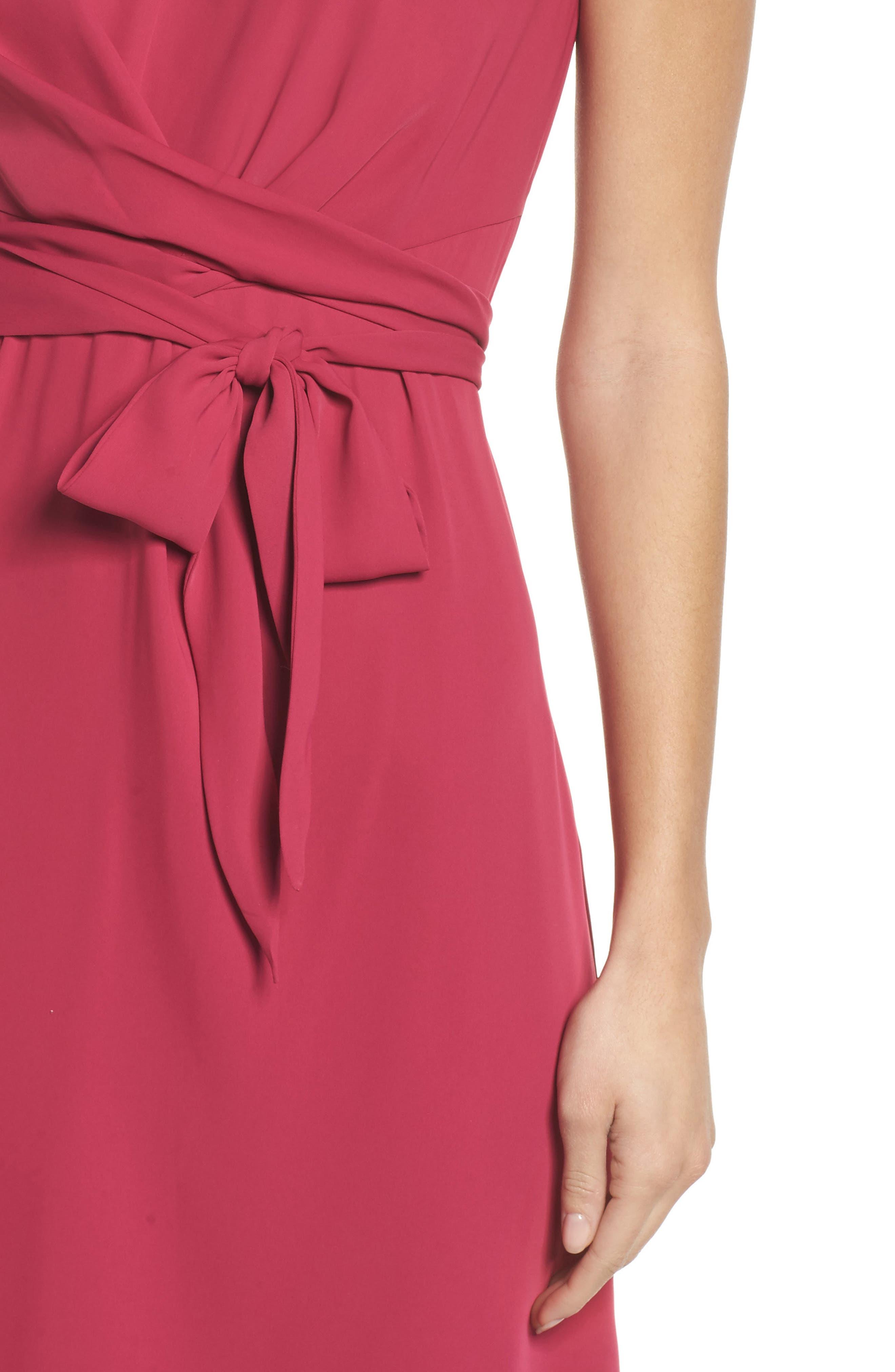 Alternate Image 4  - 19 Cooper Tie Front Sheath Dress