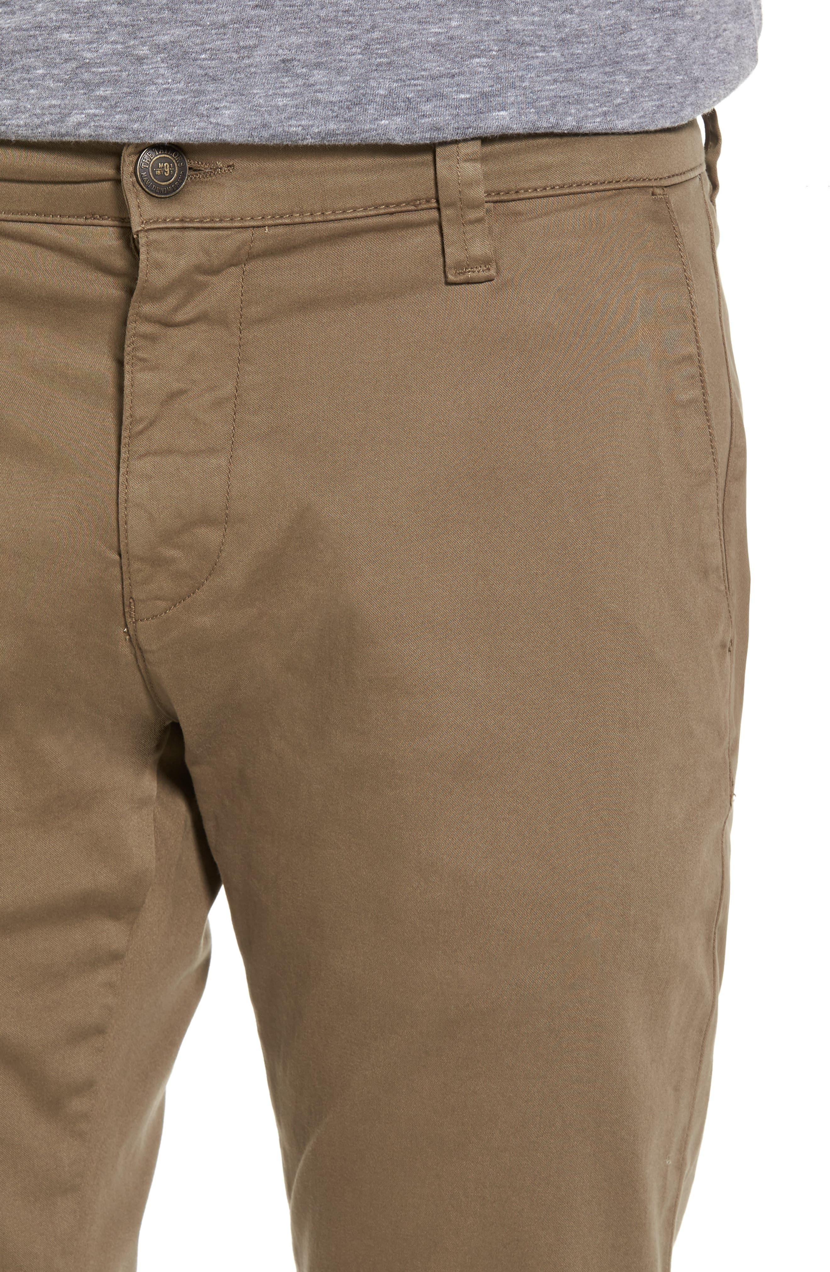 Alternate Image 4  - Mavi Jeans Johnny Twill Pants
