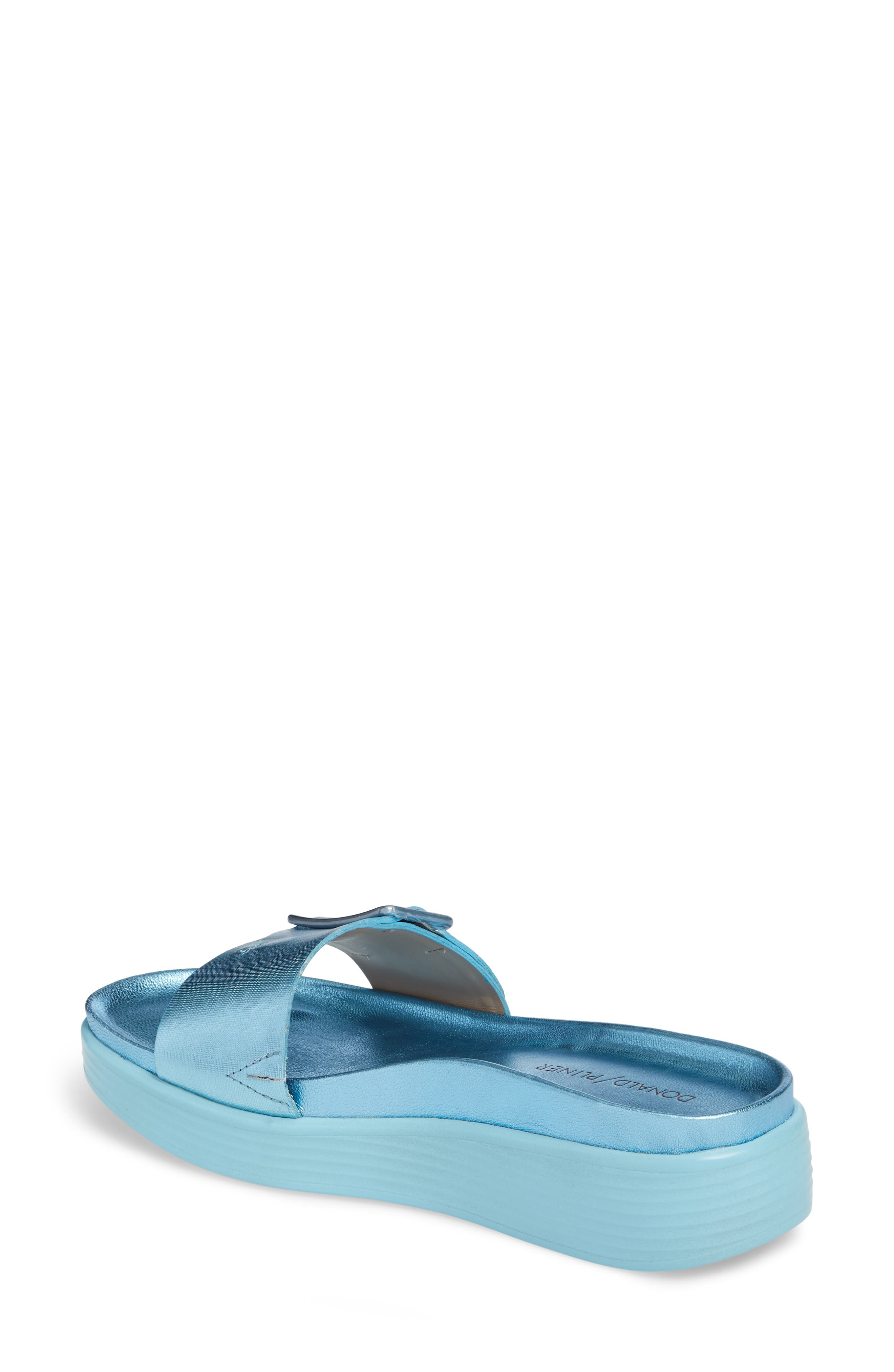 Alternate Image 2  - Donald Pliner Fara Platform Slide Sandal (Women)