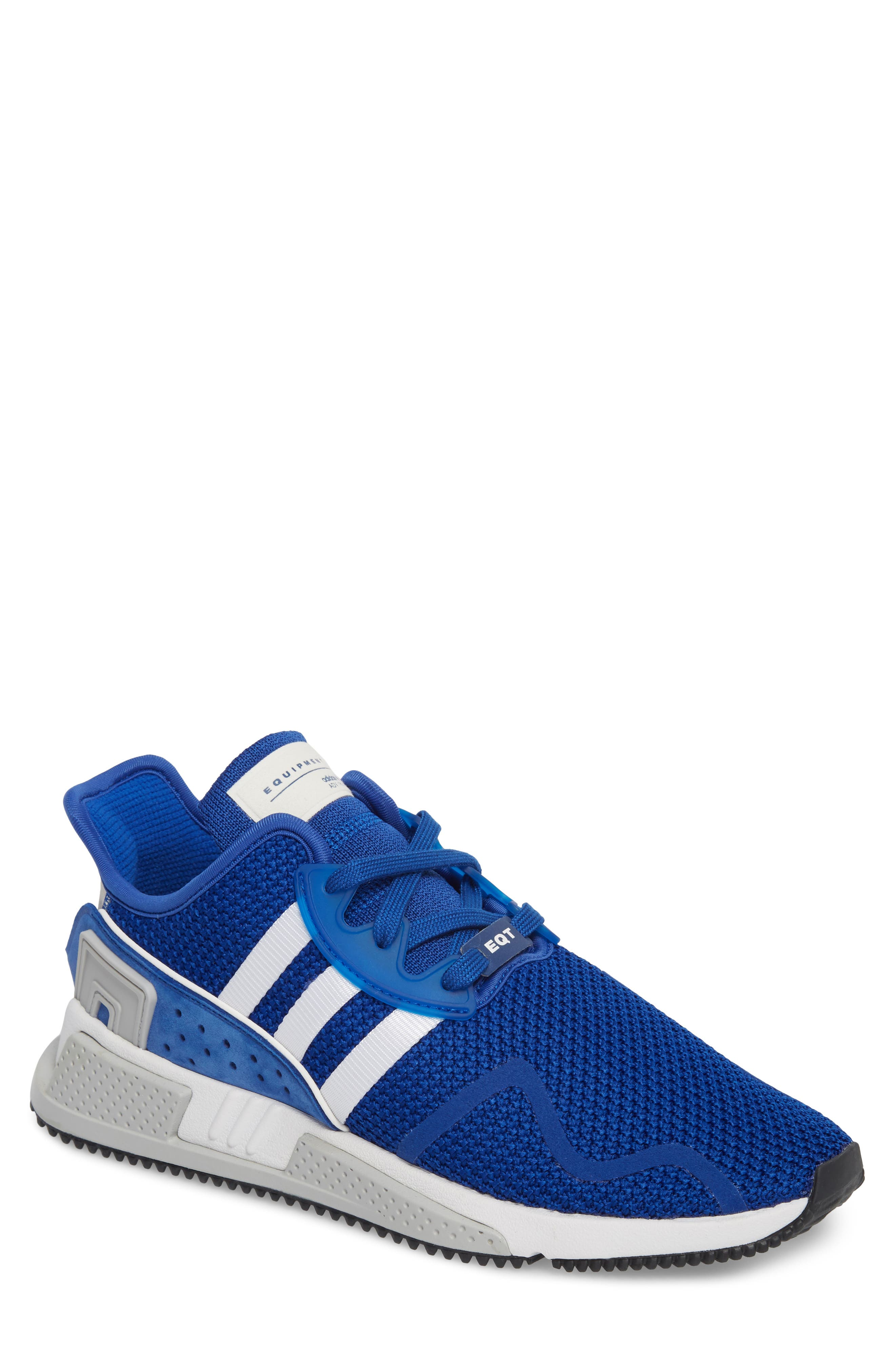 EQT Cushion ADV Sneaker,                             Main thumbnail 1, color,                             Royal/ Crystal White
