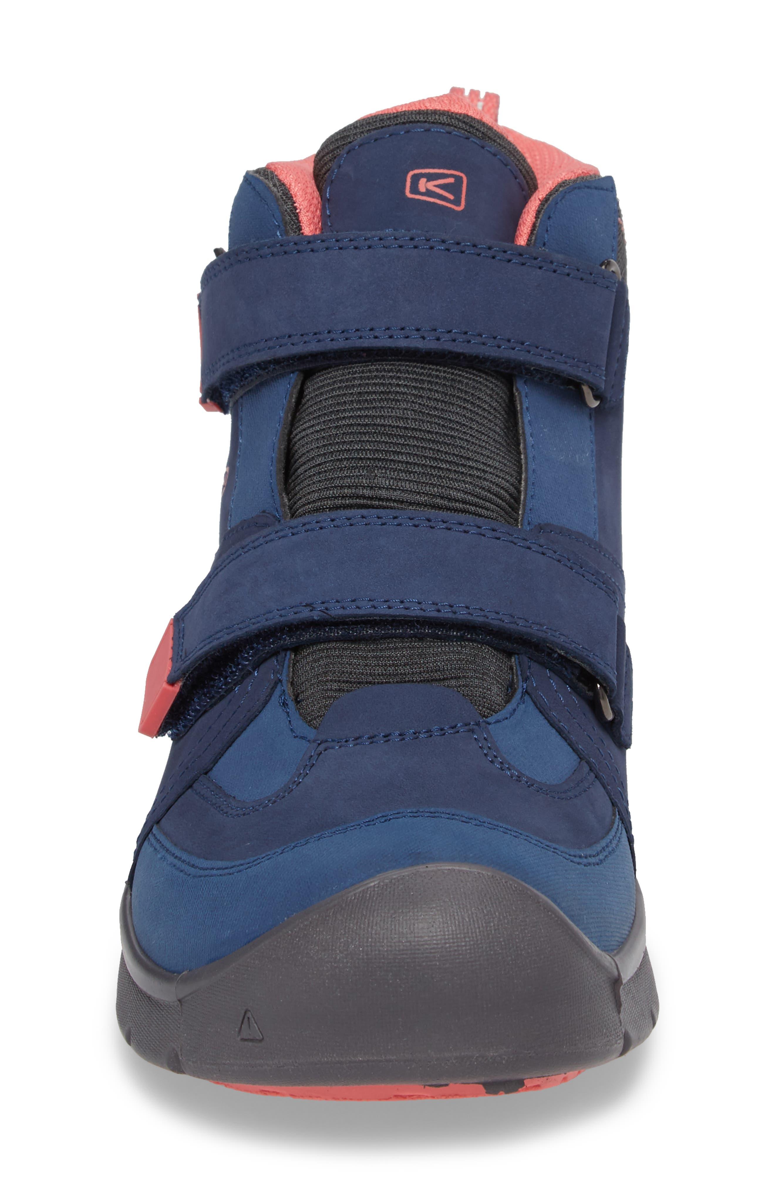 Alternate Image 4  - Keen Hikeport Strap Waterproof Mid Boot (Toddler, Little Kid & Big Kid)