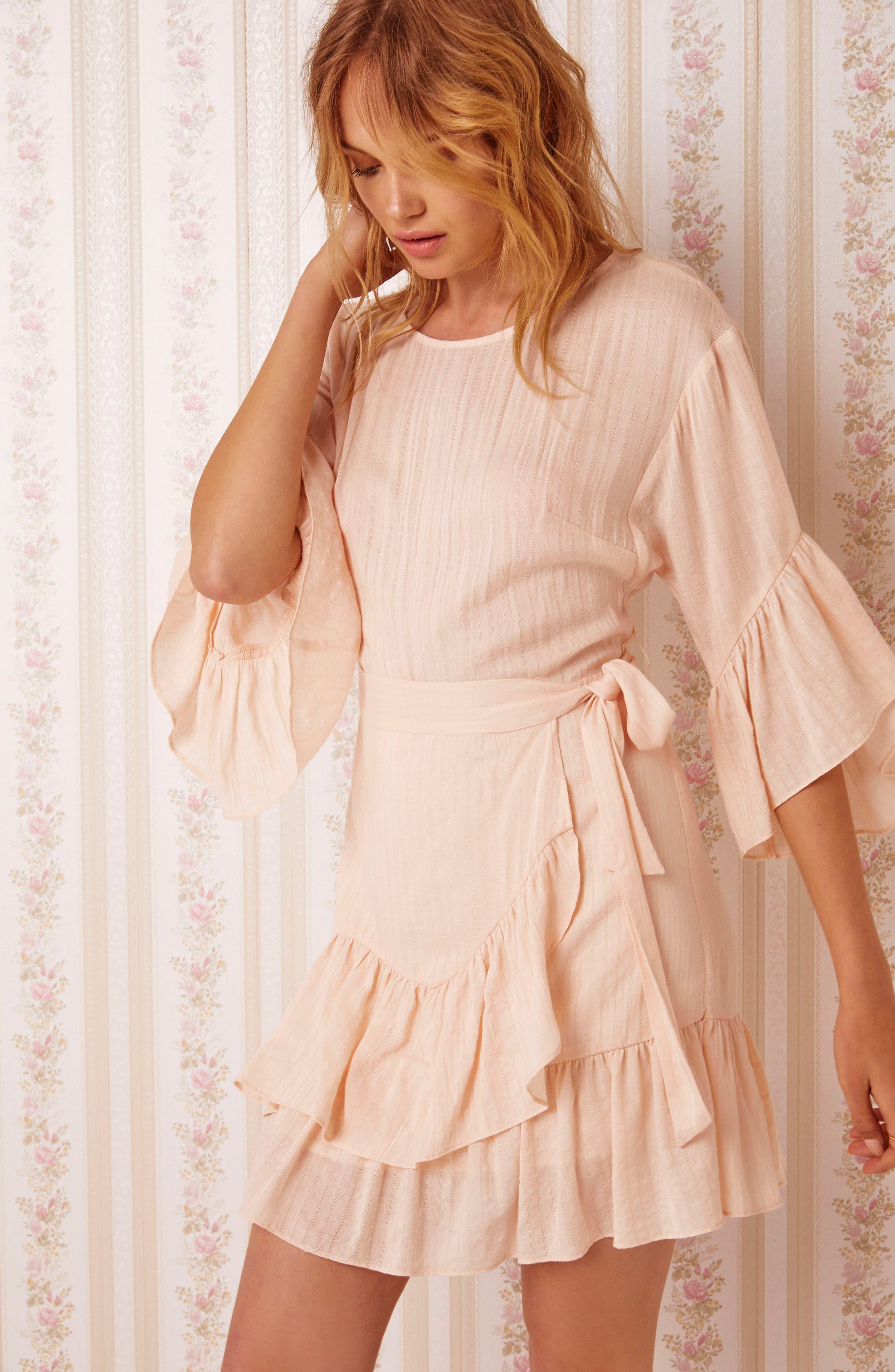 Alternate Image 3  - ASTR the Label Suri Dress