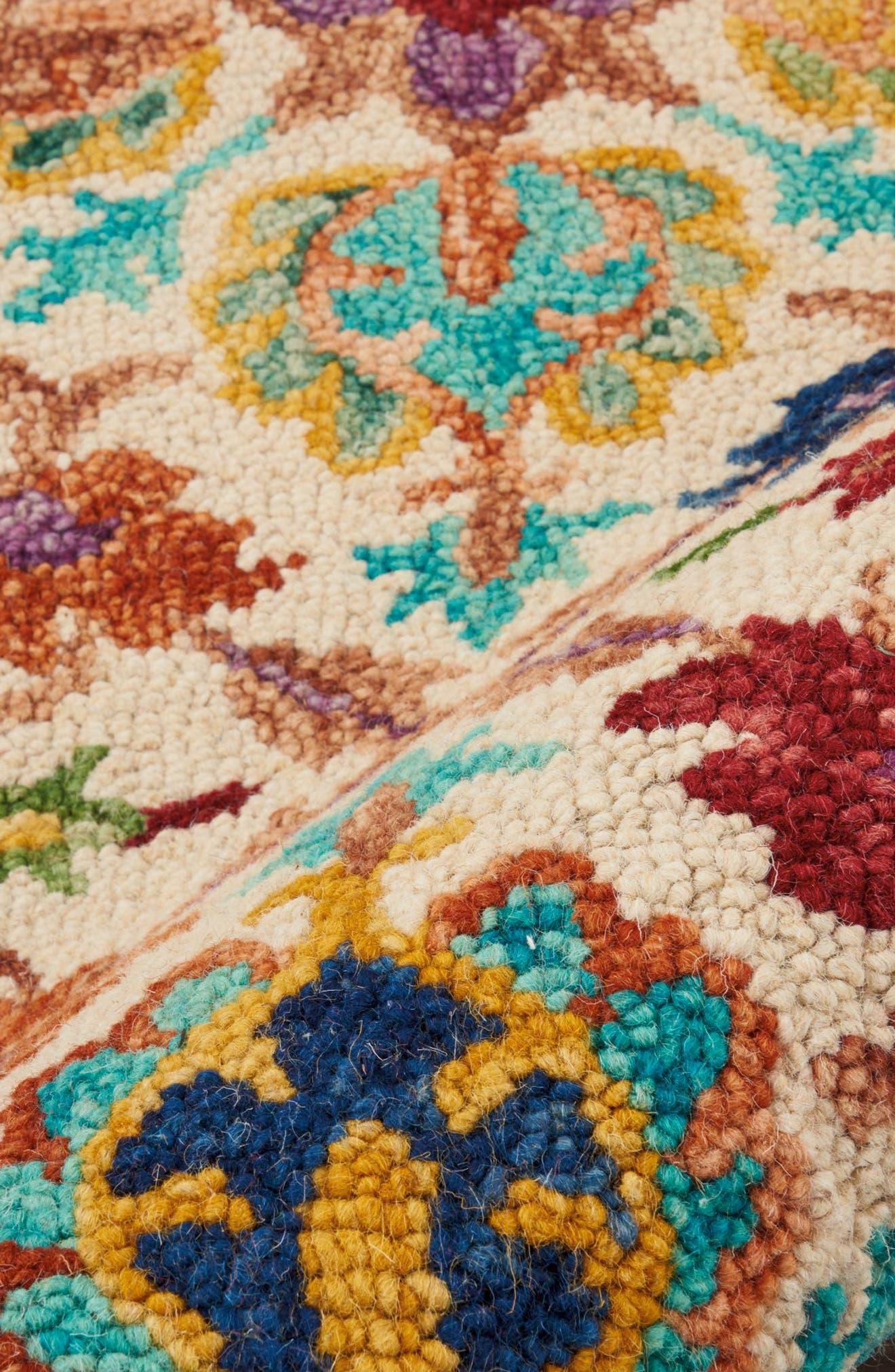 Alternate Image 7  - Nourison Vivid Wool Rug