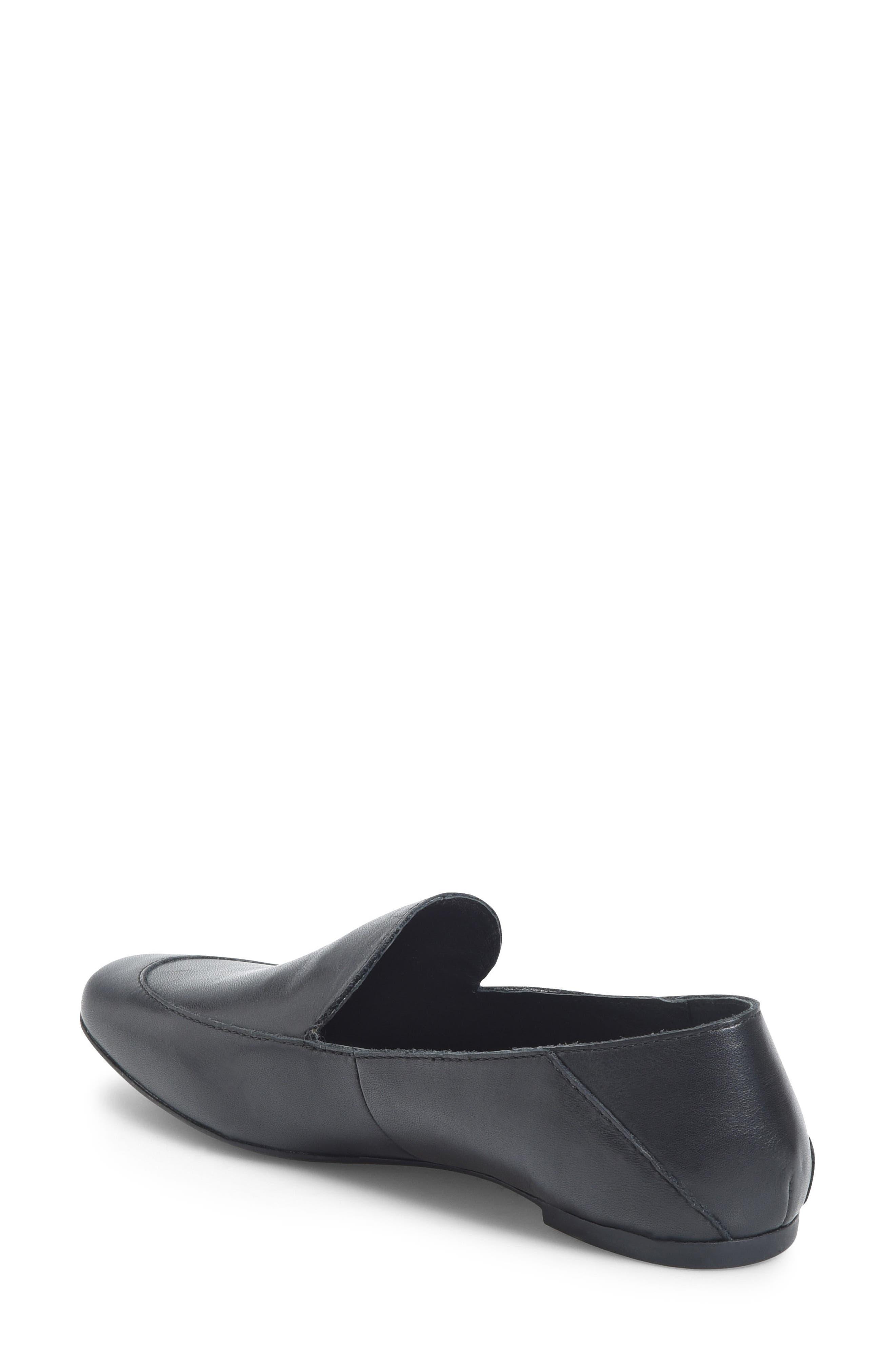 Carib Loafer,                             Alternate thumbnail 2, color,                             Black Leather