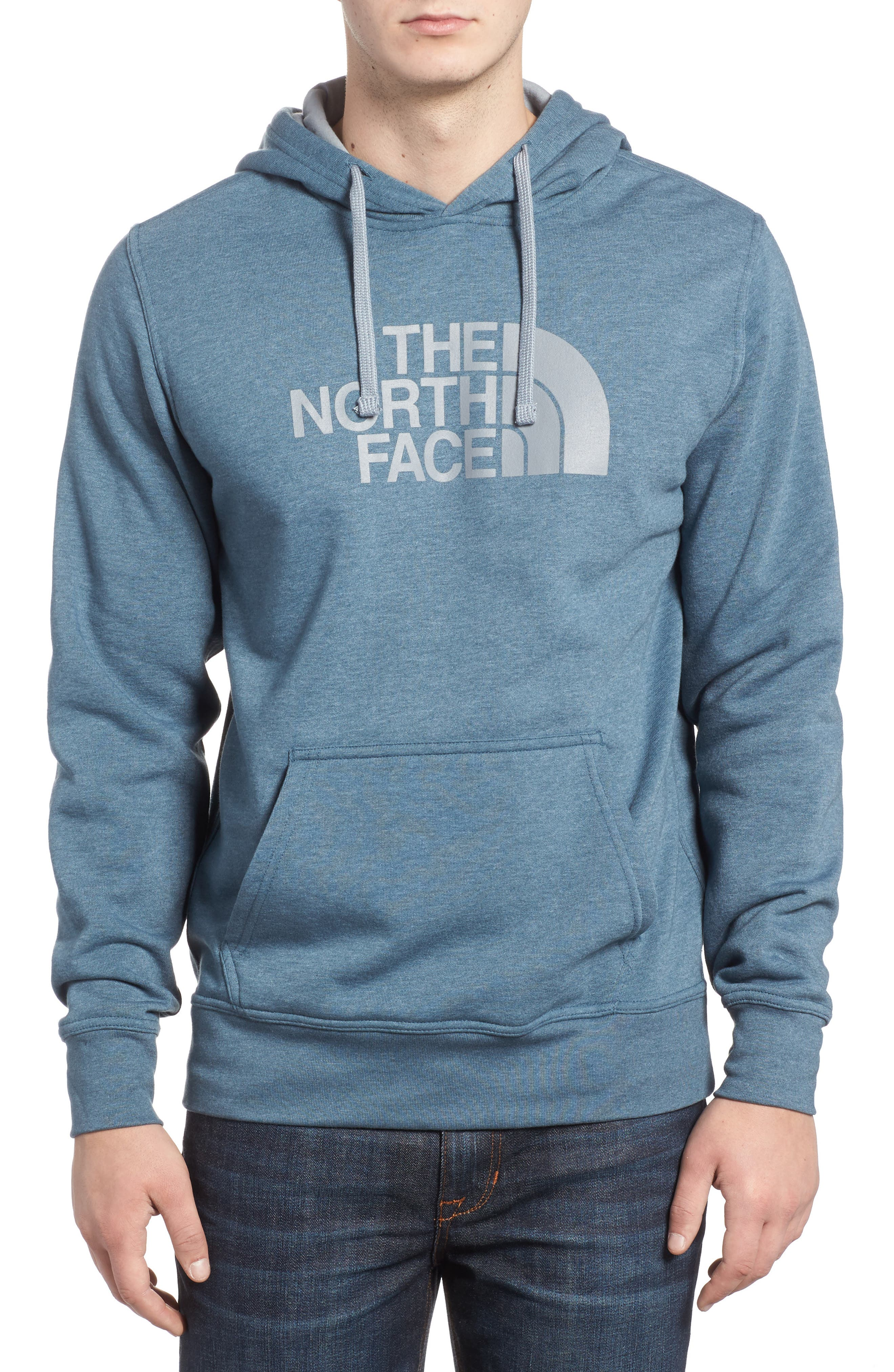 Main Image - The North Face Half Dome Cotton Blend Hoodie