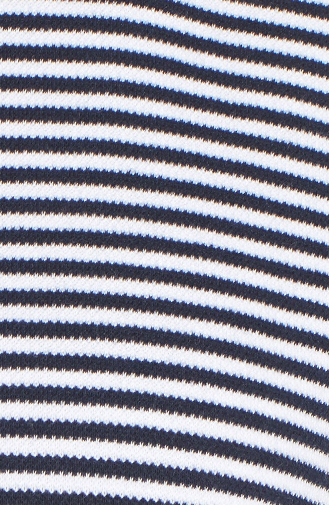 Alternate Image 5  - Kenneth Cole New York Stripe Hoodie