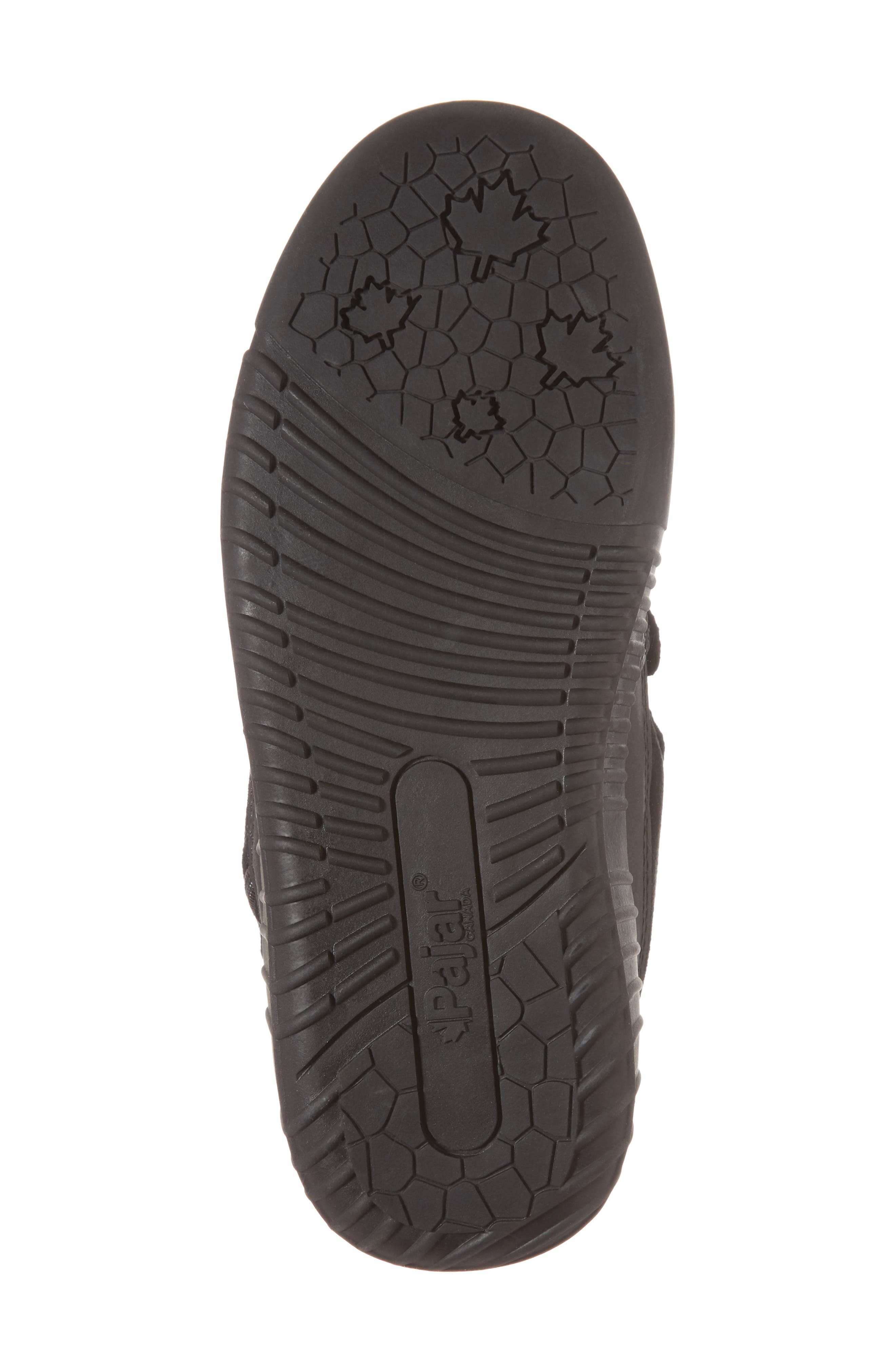 Pamina Insulated Waterproof Boot,                             Alternate thumbnail 6, color,                             Black