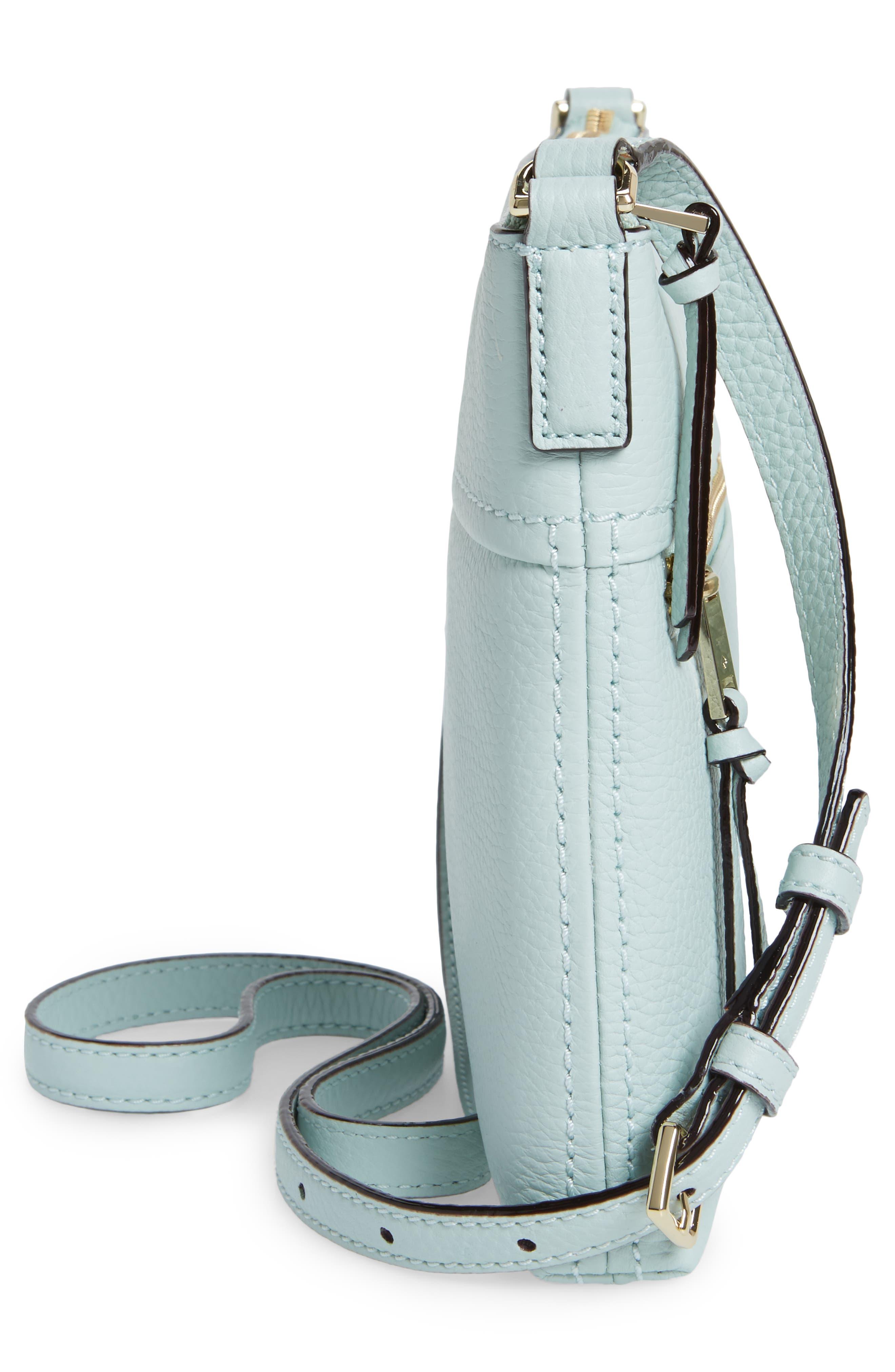 Alternate Image 4  - kate spade new york jackson street - gabriele leather crossbody bag