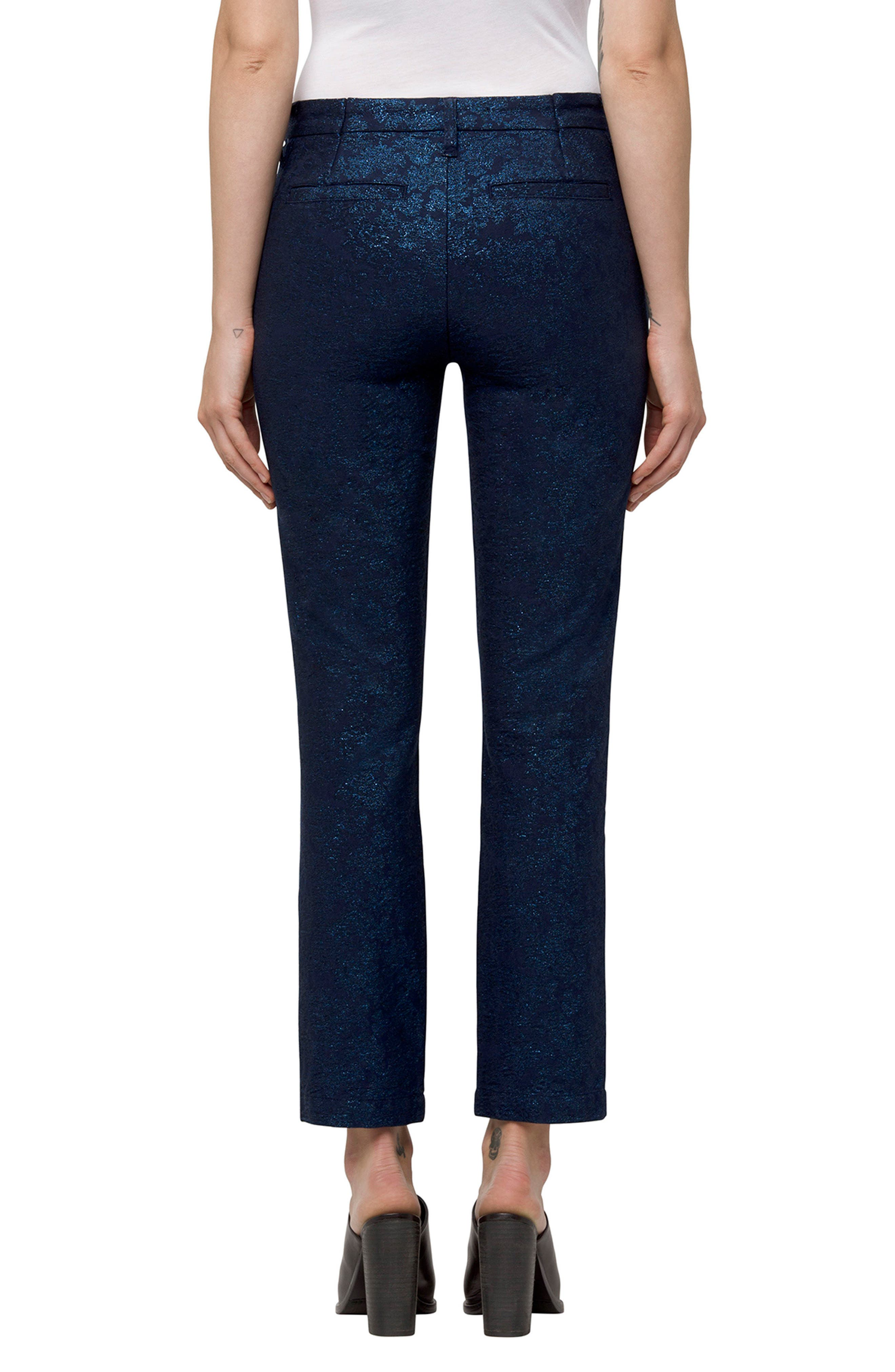 Alternate Image 2  - J Brand Clara Ankle Trousers