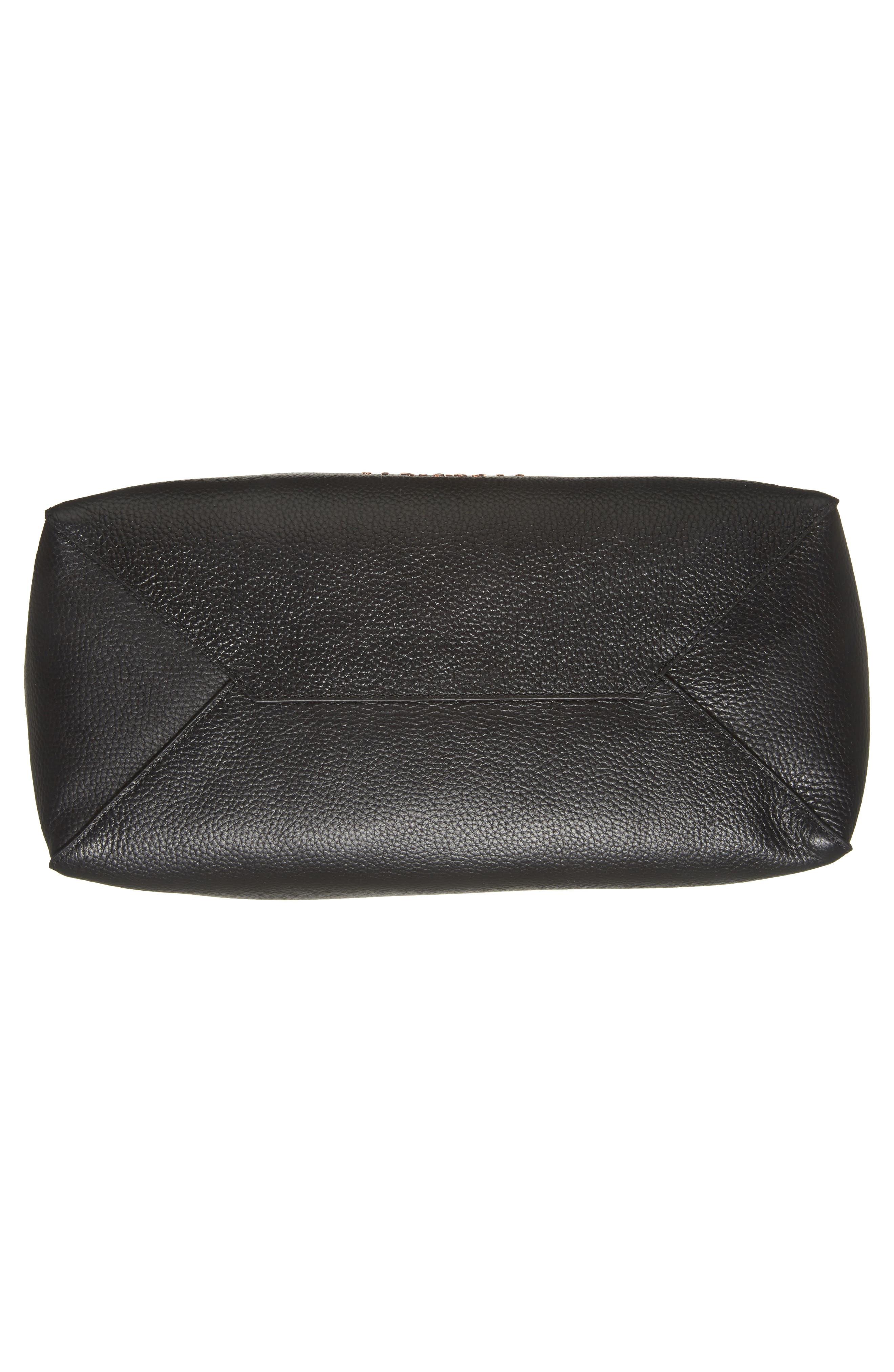Alternate Image 5  - Ted Baker London Sarahh Leather Shopper
