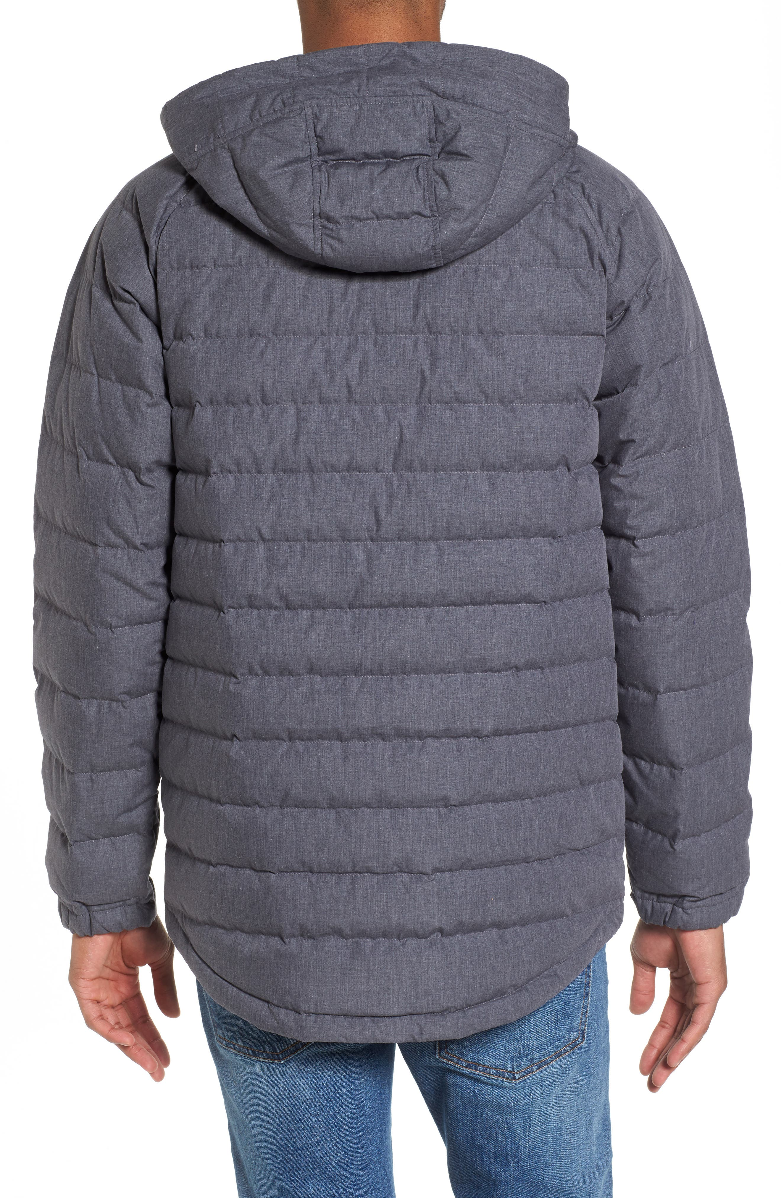 Alternate Image 2  - Hurley Protect Quilted Down Jacket