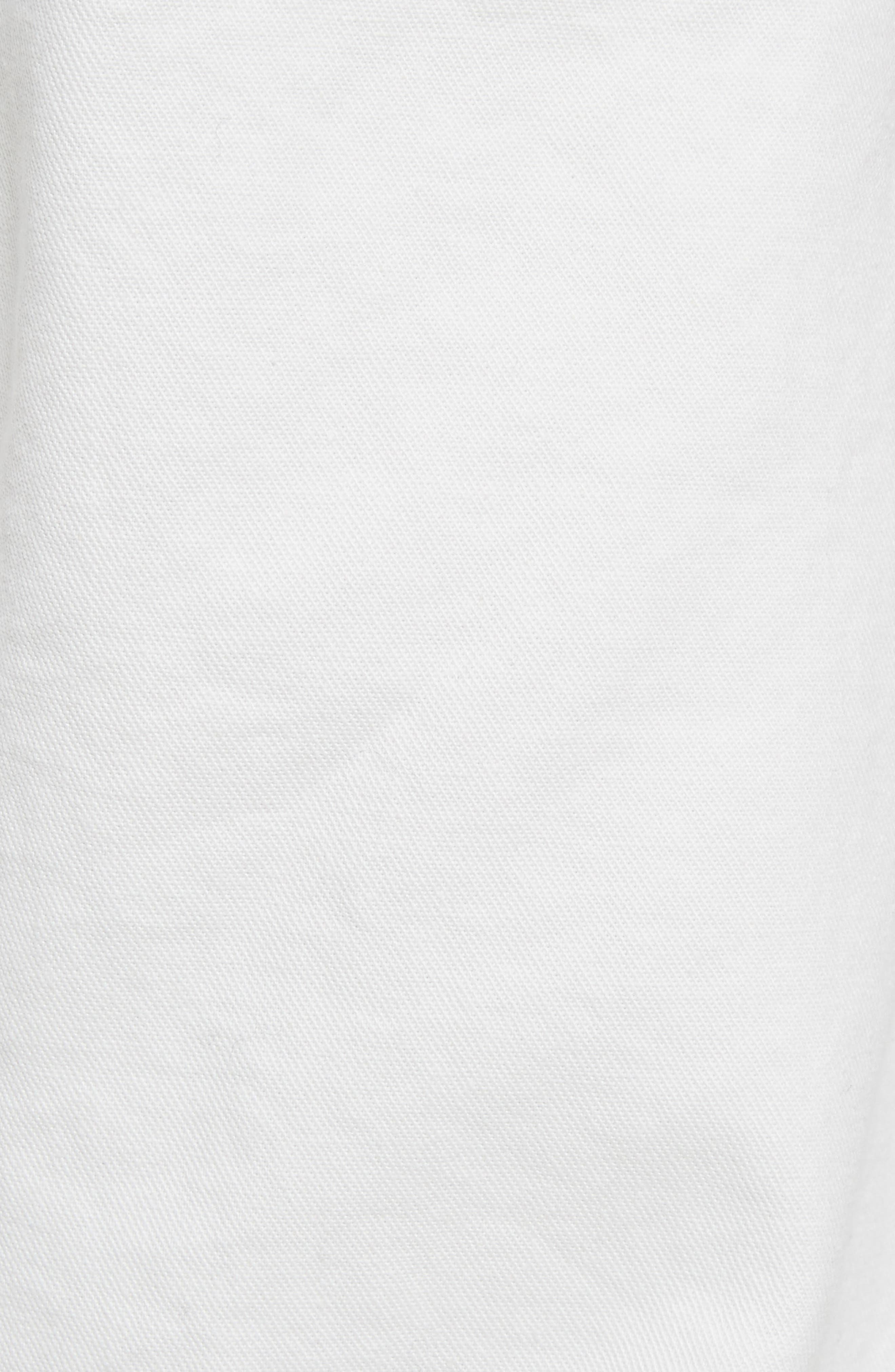 Chalk Pants,                             Alternate thumbnail 5, color,                             Off White